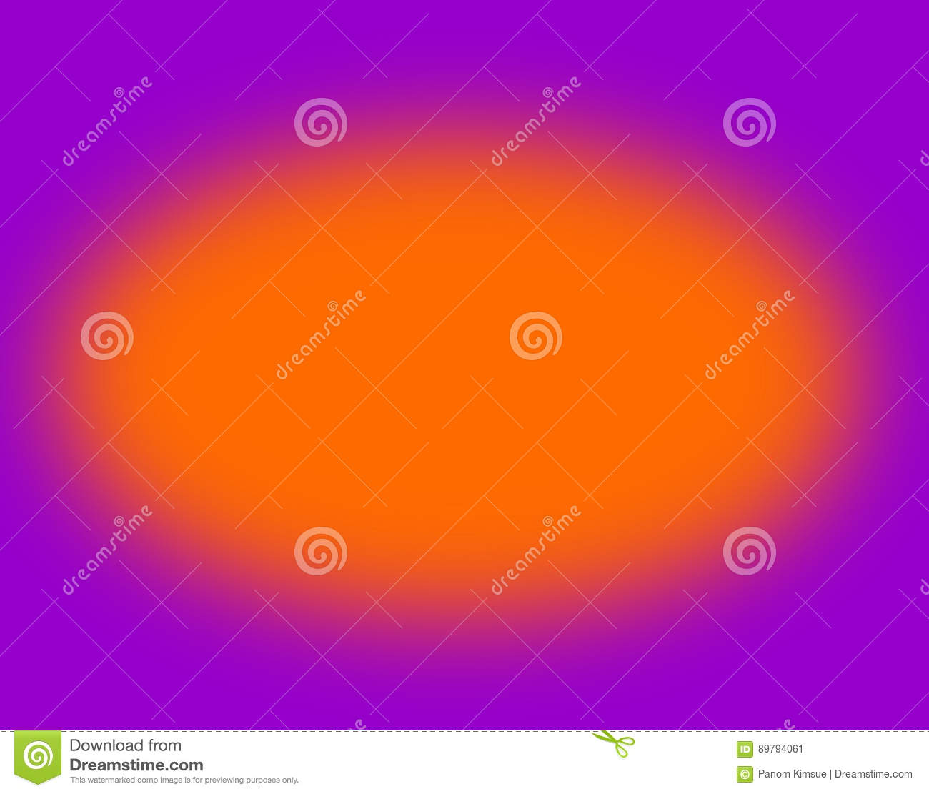 Purple And Orange Opposites Color Background Texture For Business