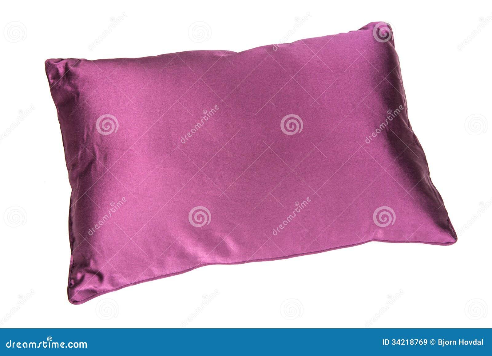 purple pillow stock image image of classic pillow comfort 34218769
