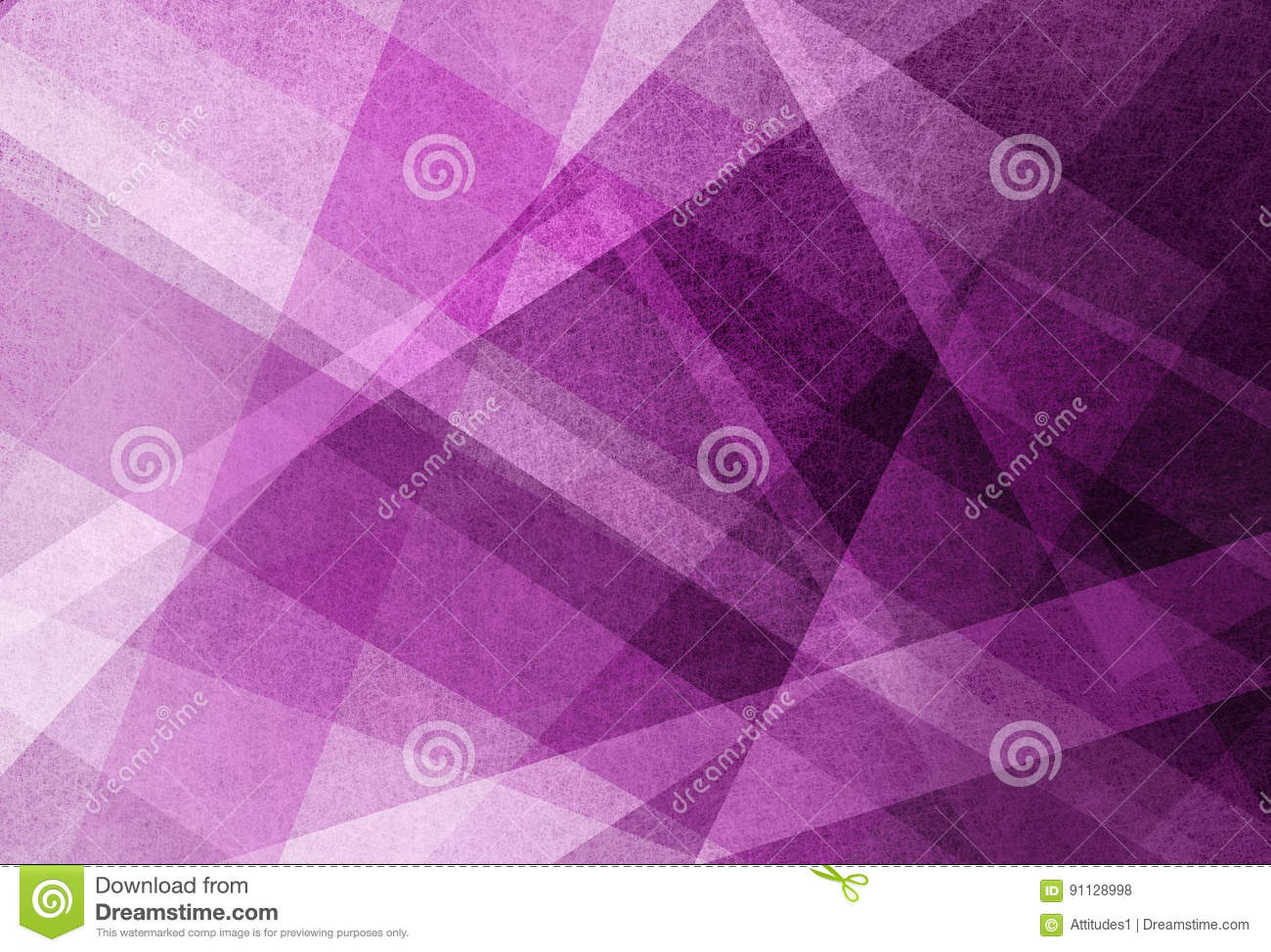 Purple Pink And White Color Background Design With Stripes And