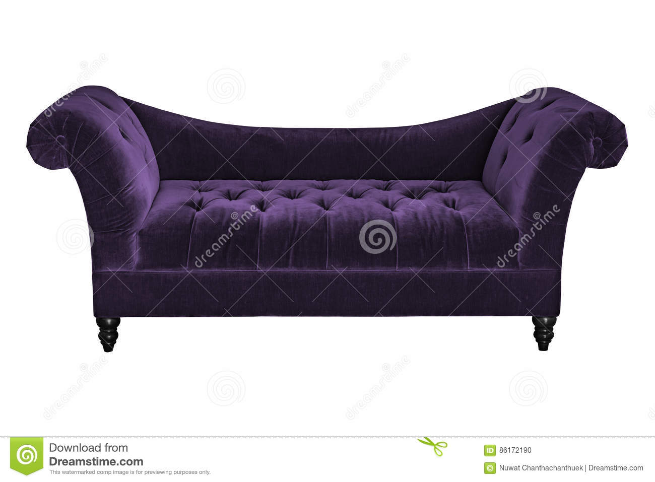 Fantastic Purple Sofa Upholstery Cover Of Velvet Stock Photo Image Gmtry Best Dining Table And Chair Ideas Images Gmtryco