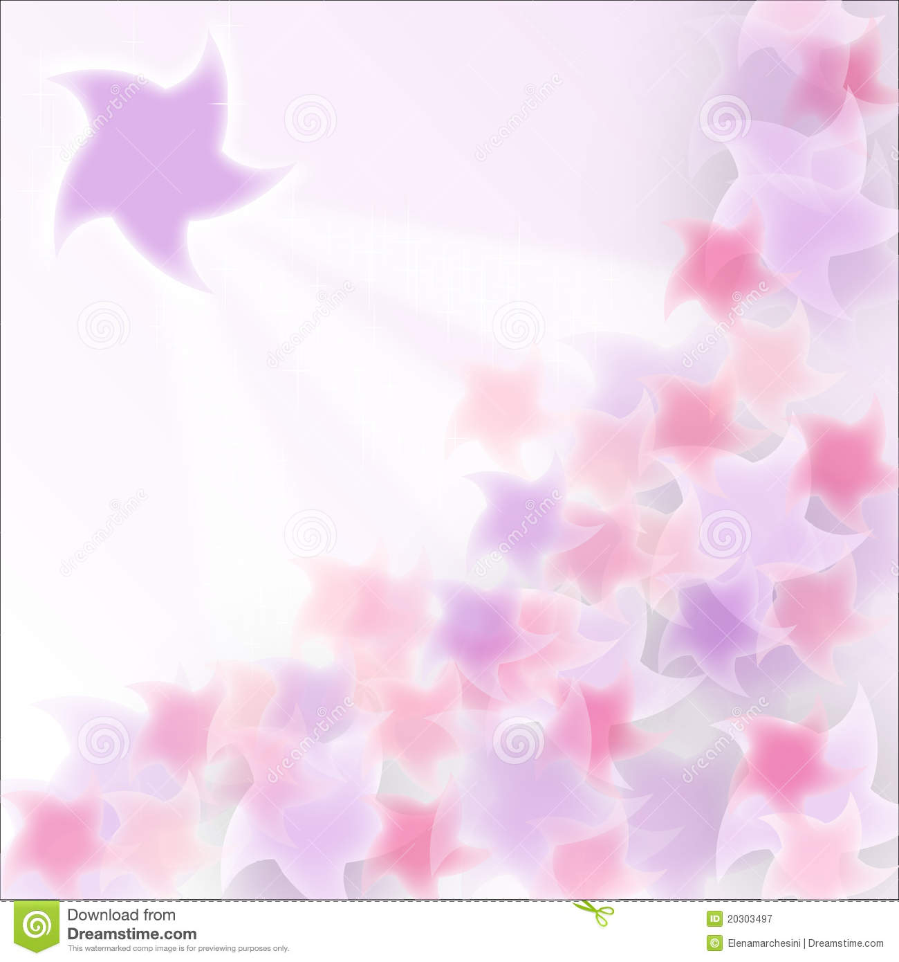 Purple Stars Background Royalty Free Stock Photography ...