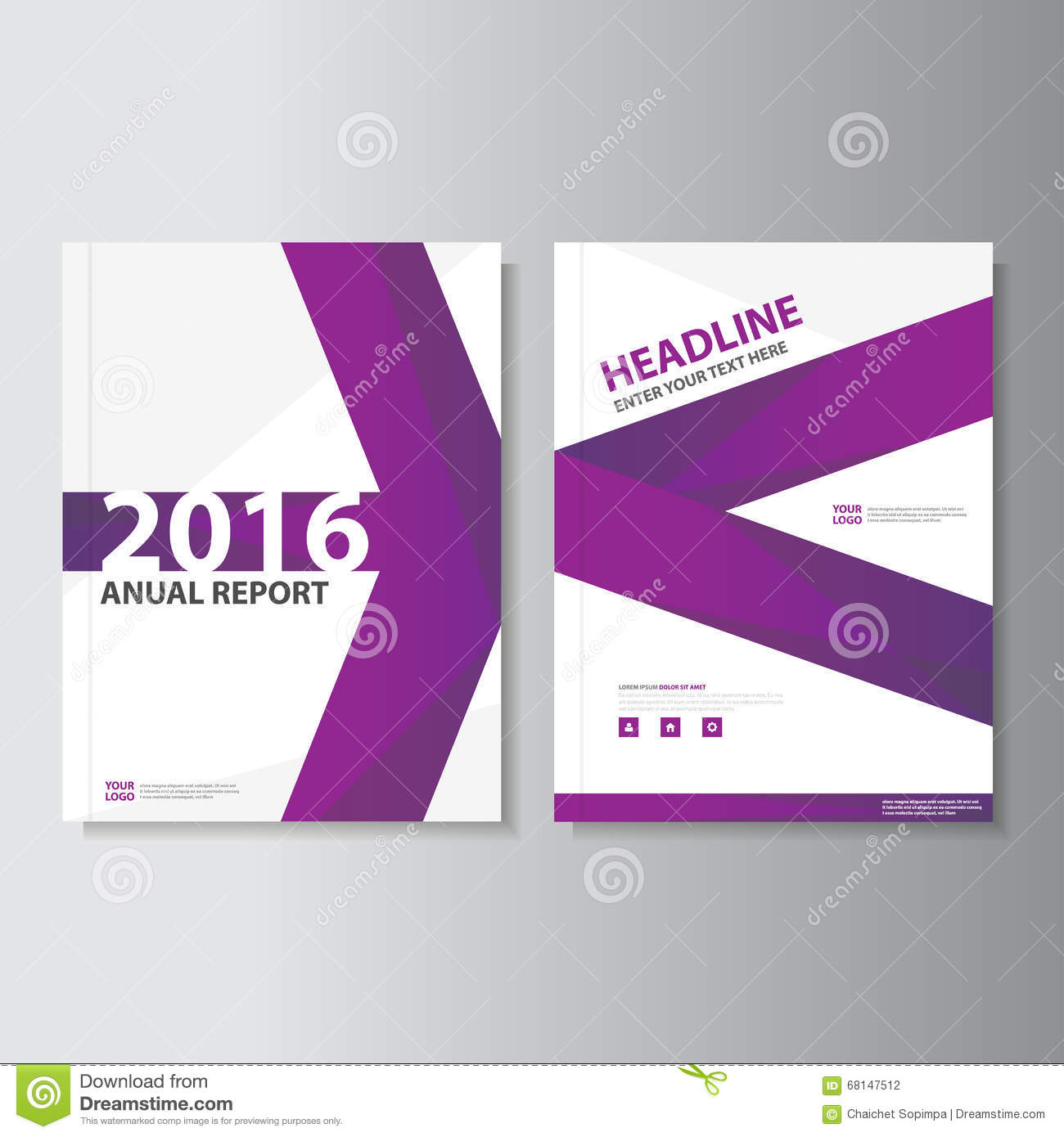 annual report design illustration cover design brochure purple vector annual report leaflet brochure flyer template design book cover layout design abstract