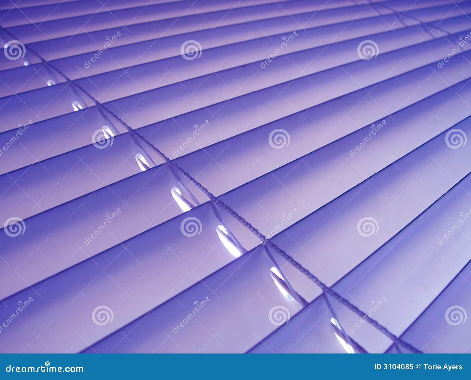 Purple Venetian Blinds Royalty Free Stock Photo Image