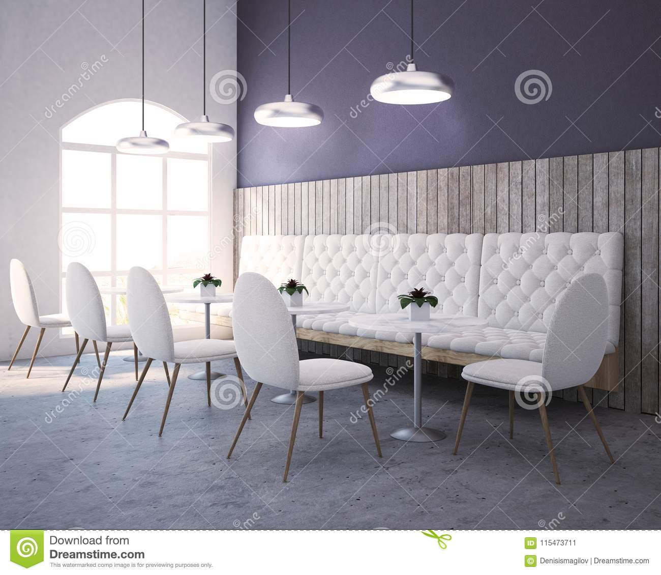 Brilliant Purple Wood Restaurant Corner Sofa And Chairs Stock Ibusinesslaw Wood Chair Design Ideas Ibusinesslaworg