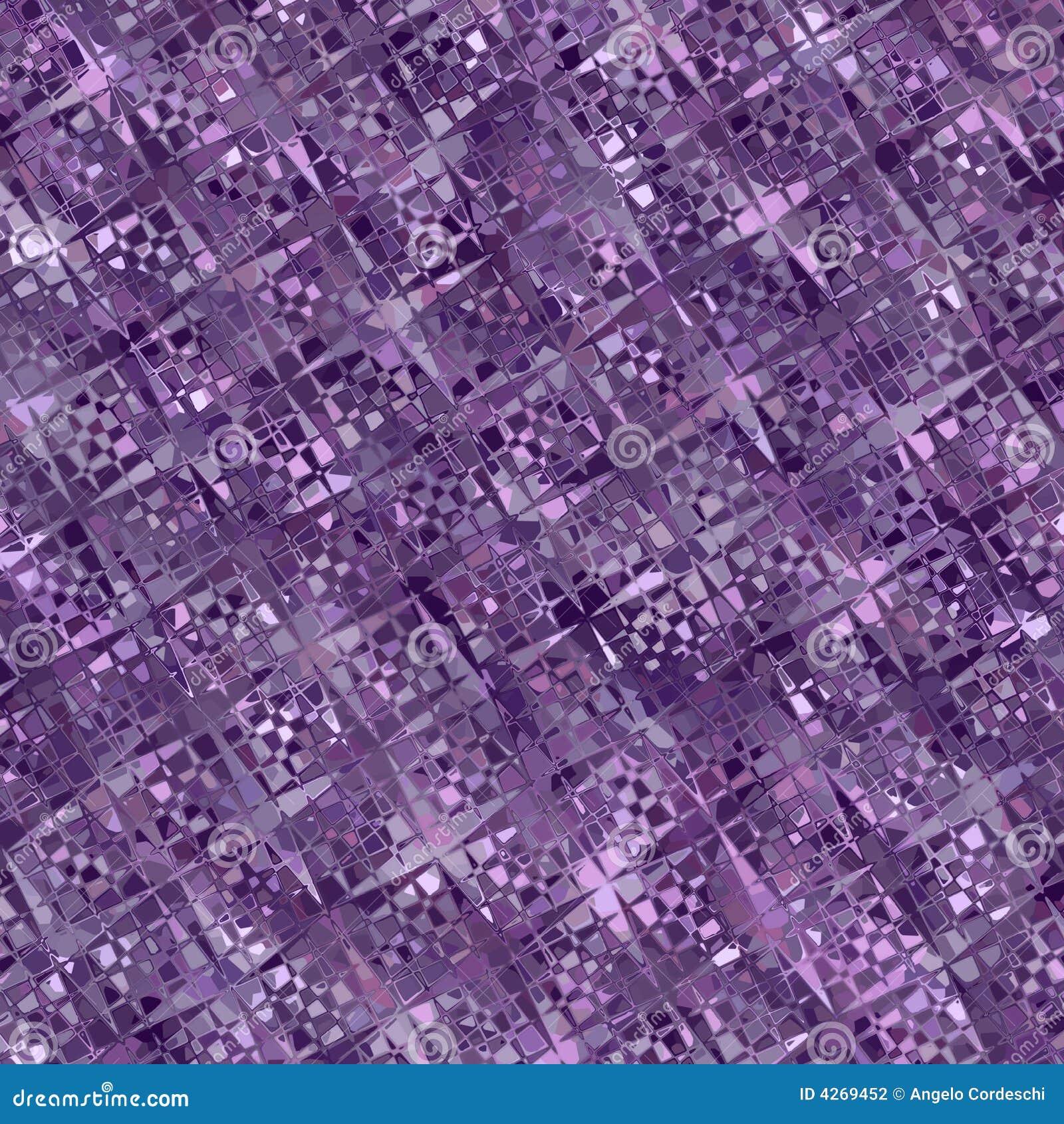Purpur signal för magisk bakgrund/geometrisk design