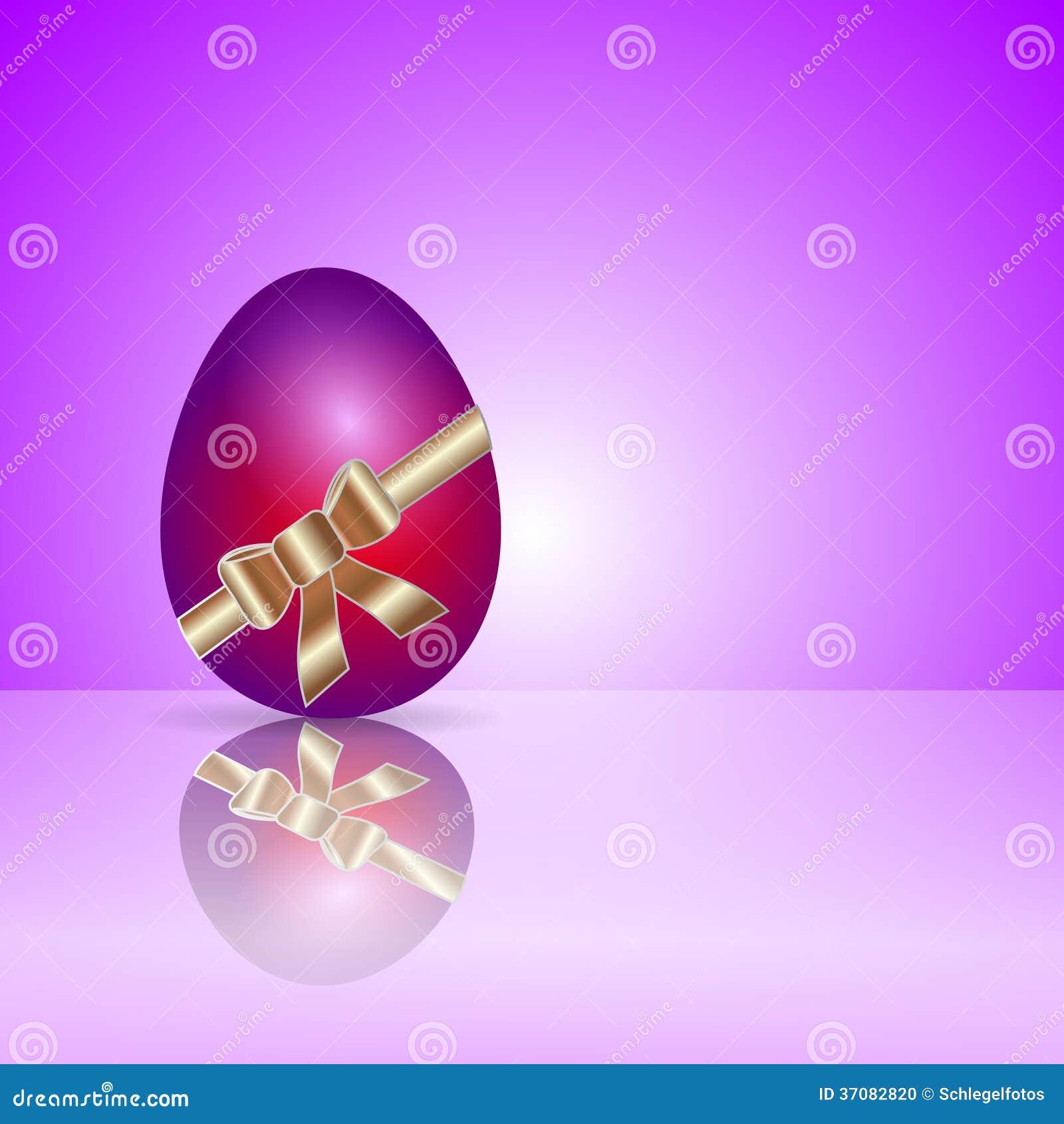 Download Purpurowy Easter jajka tło ilustracji. Ilustracja złożonej z dekoracyjny - 37082820