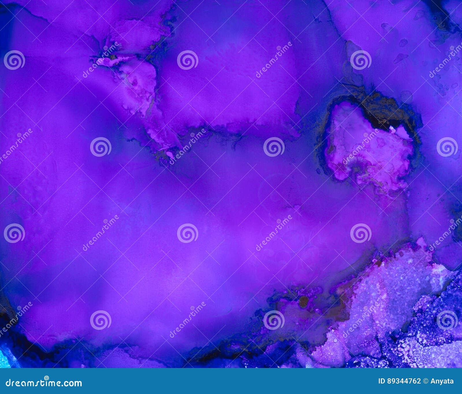 Purpurrote Beschaffenheit mit Wolken