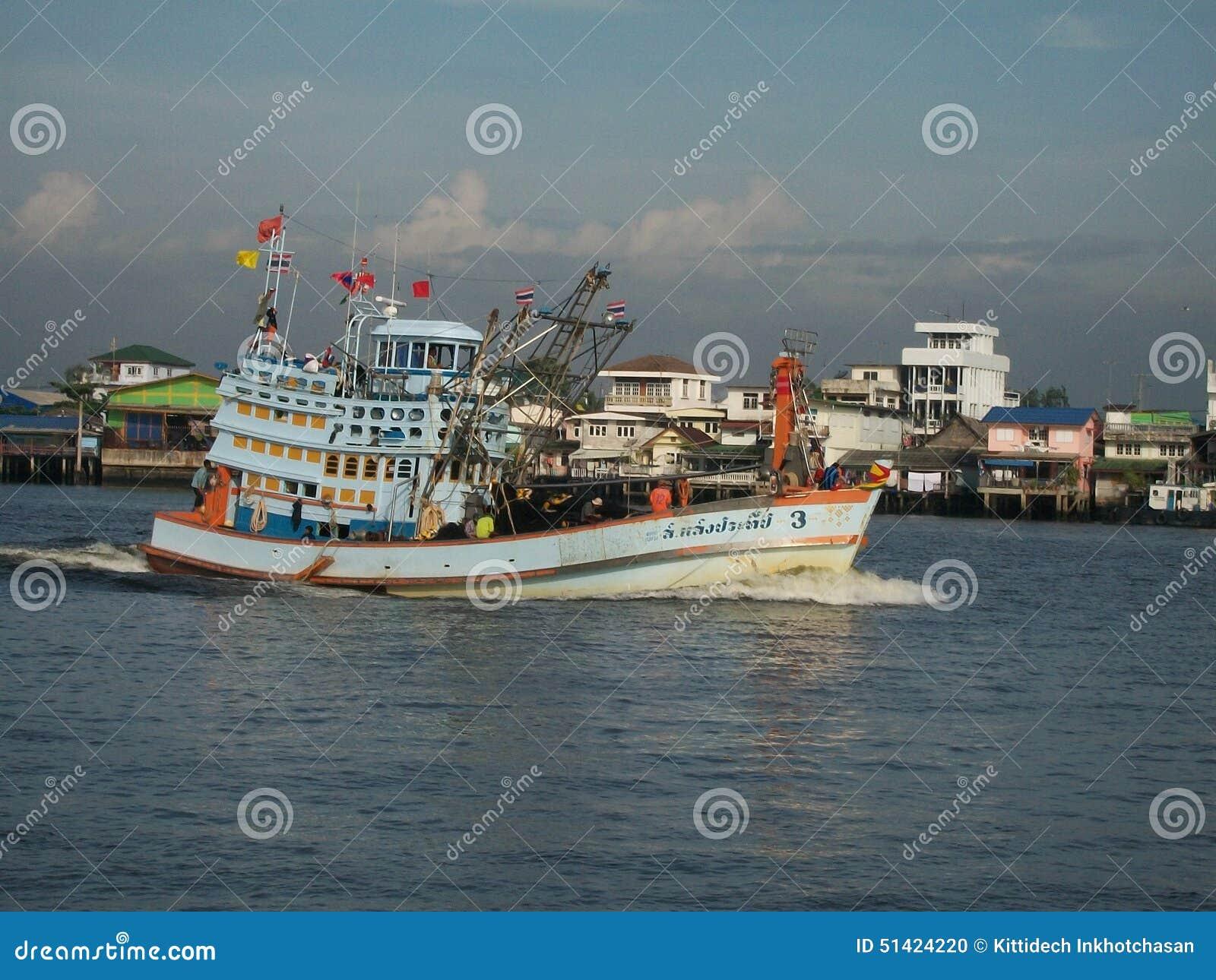 Purse seine fishing boat editorial image image 51424220 for Purse seine fishing