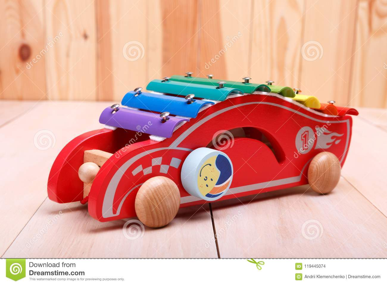 Push Toys For Toddlers : Push pull toys stock photo image of pull cars background