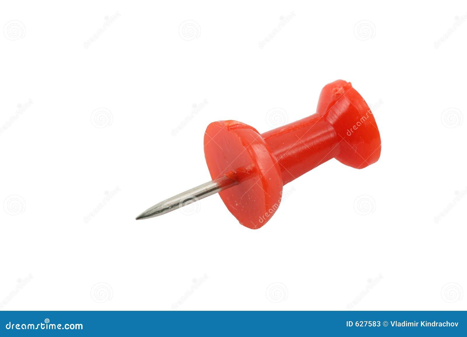 Download Pushpin дела стоковое изображение. изображение насчитывающей инструмент - 627583