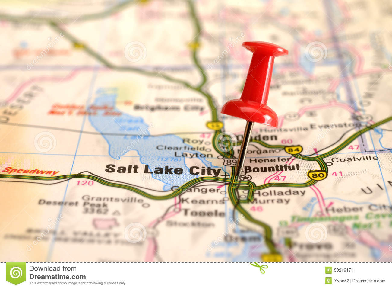 Pushpin on map stock image. Image of pinpoint, road ...  Pushpin Map