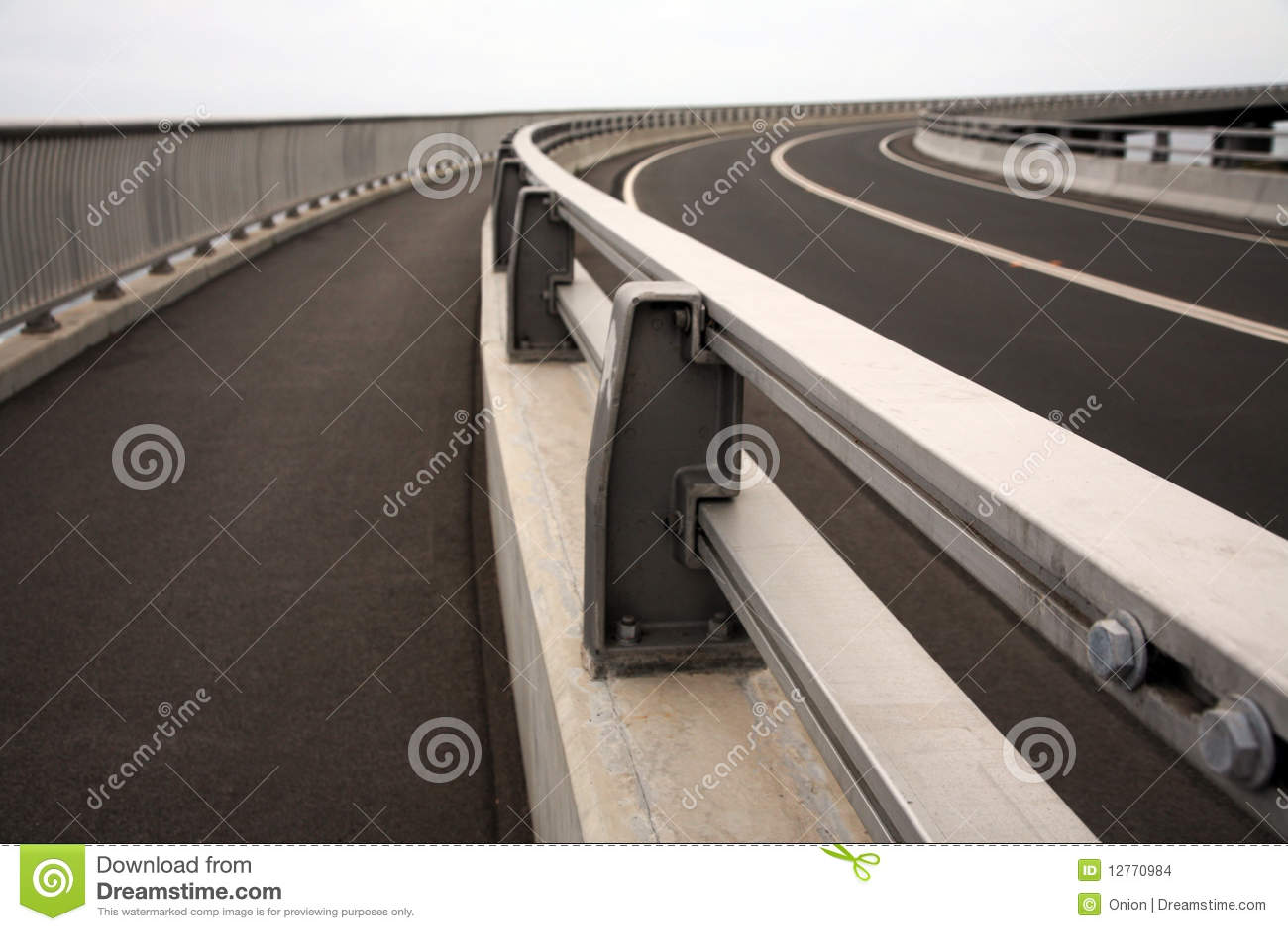 Pusta autostrada