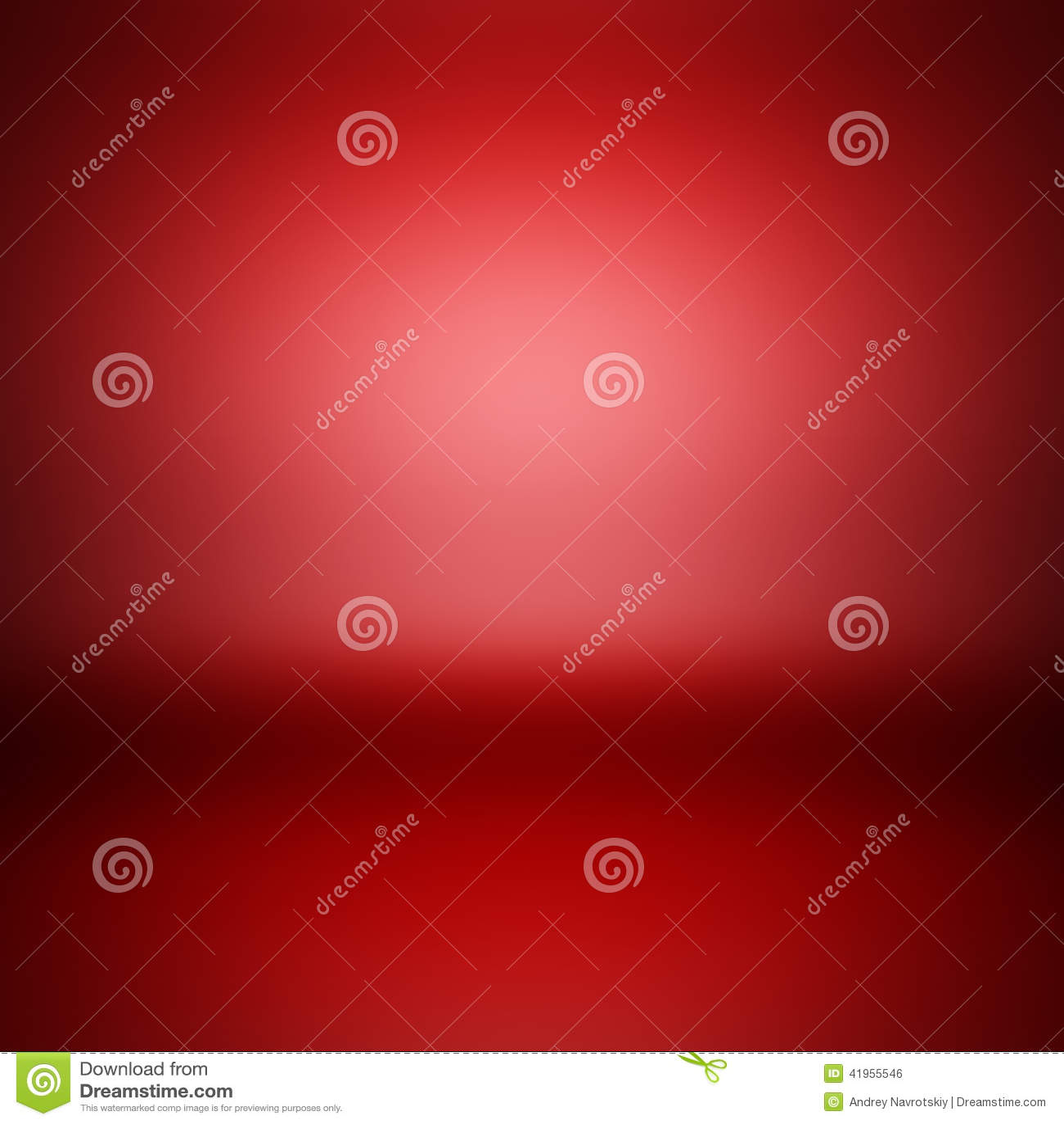 Pusta czerwona kruszcowa powierzchnia