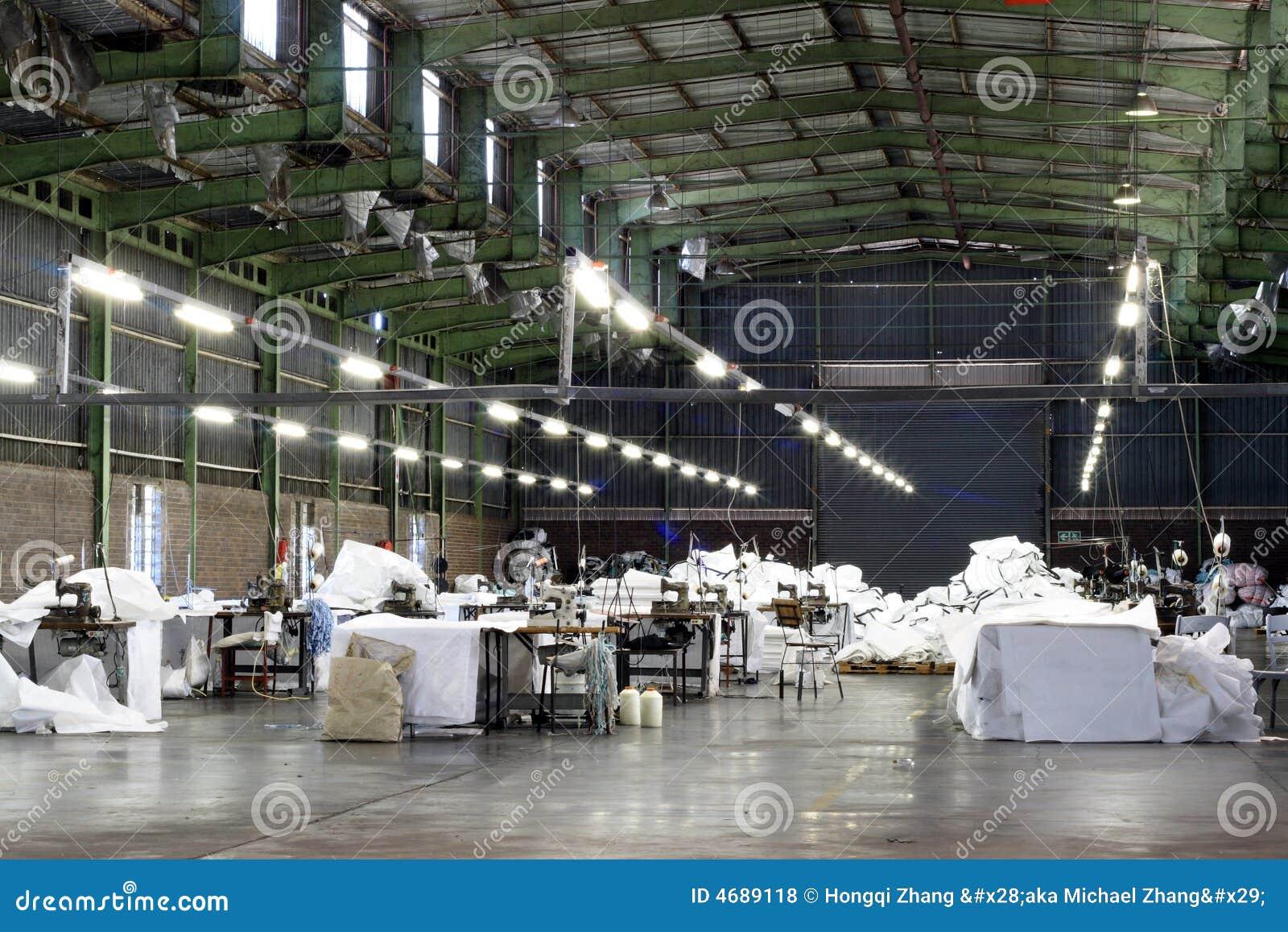 Pusta fabryka