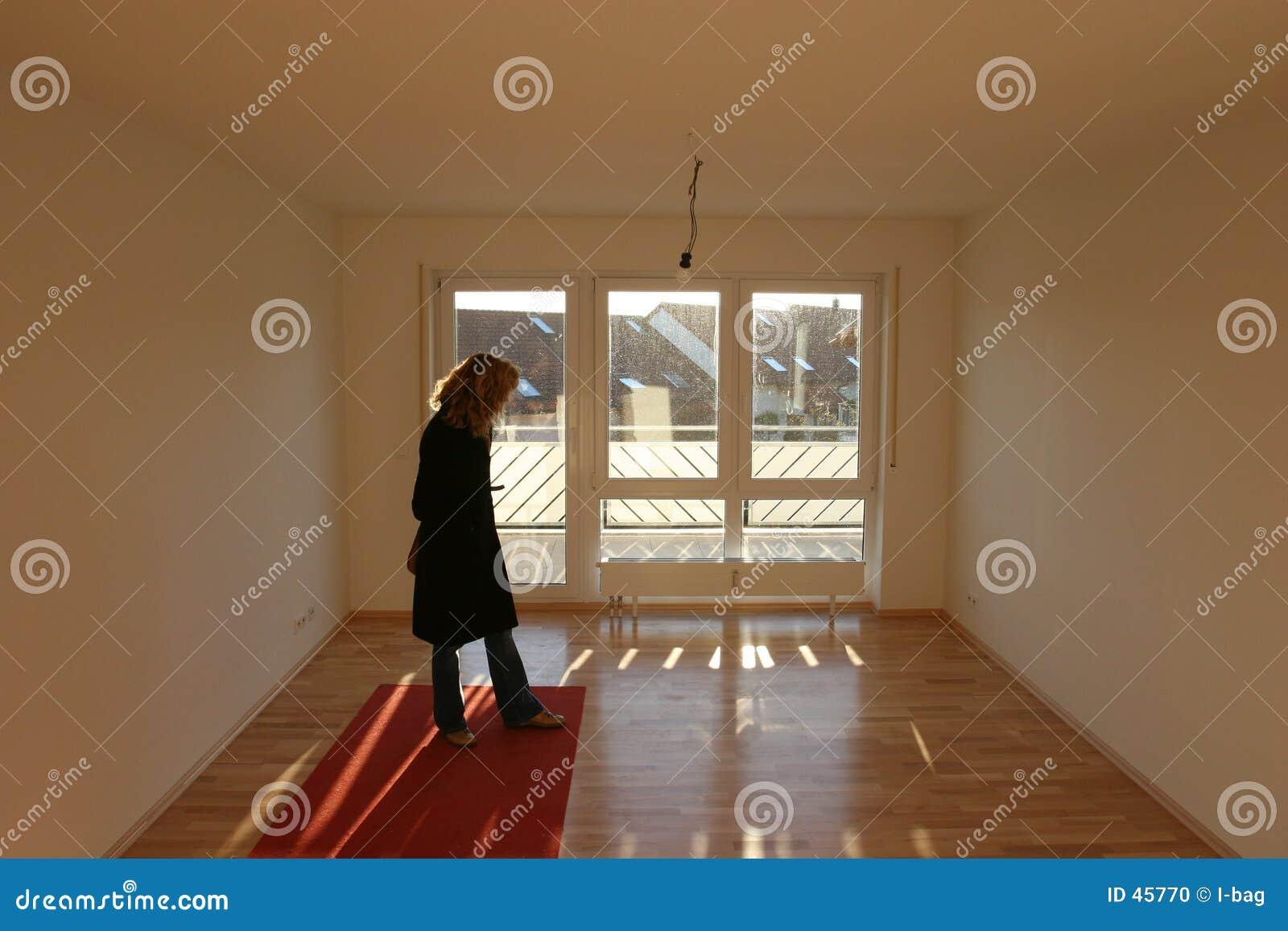 Puste mieszkanie