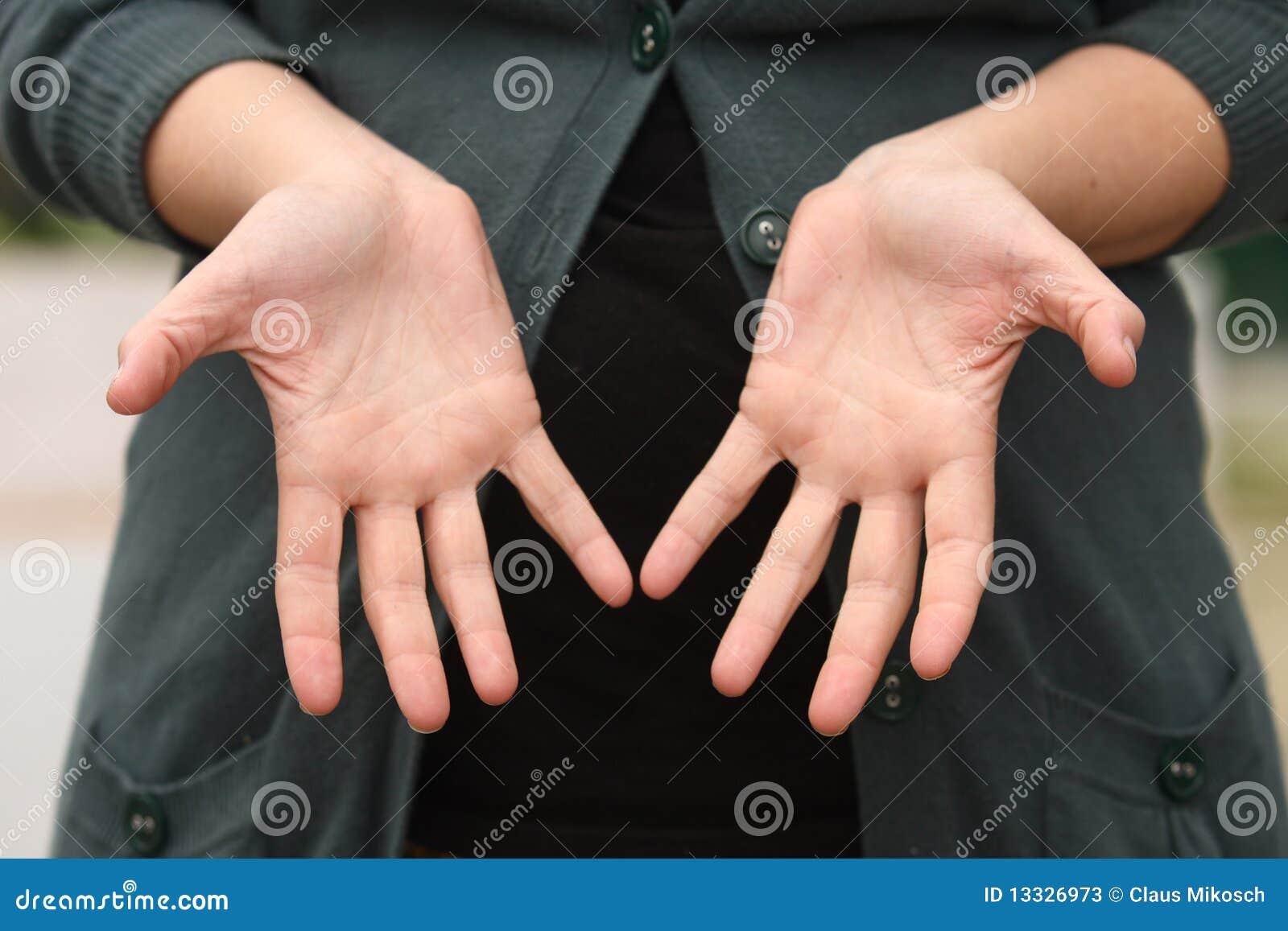 Puste ręki