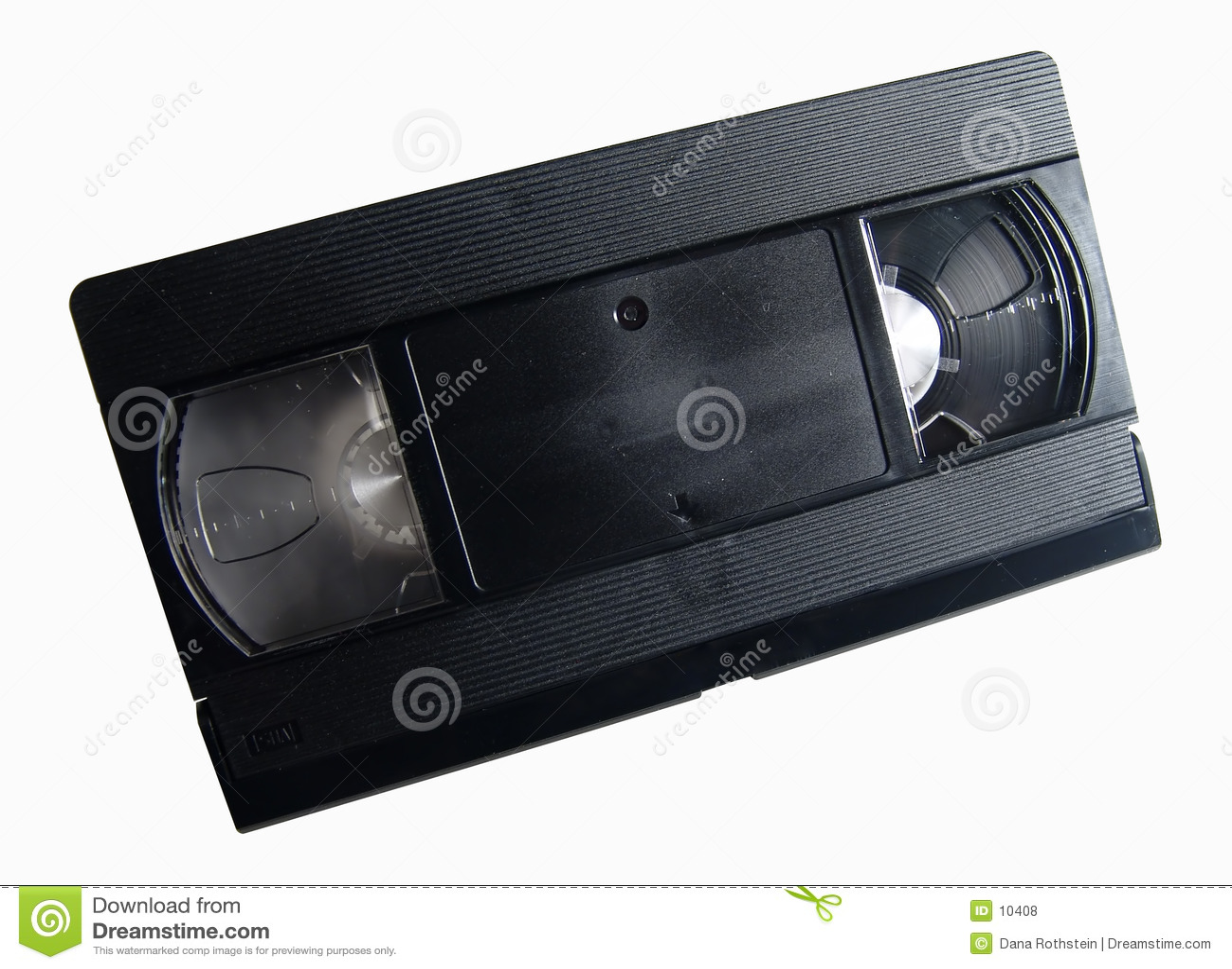 Pustej taśmy video