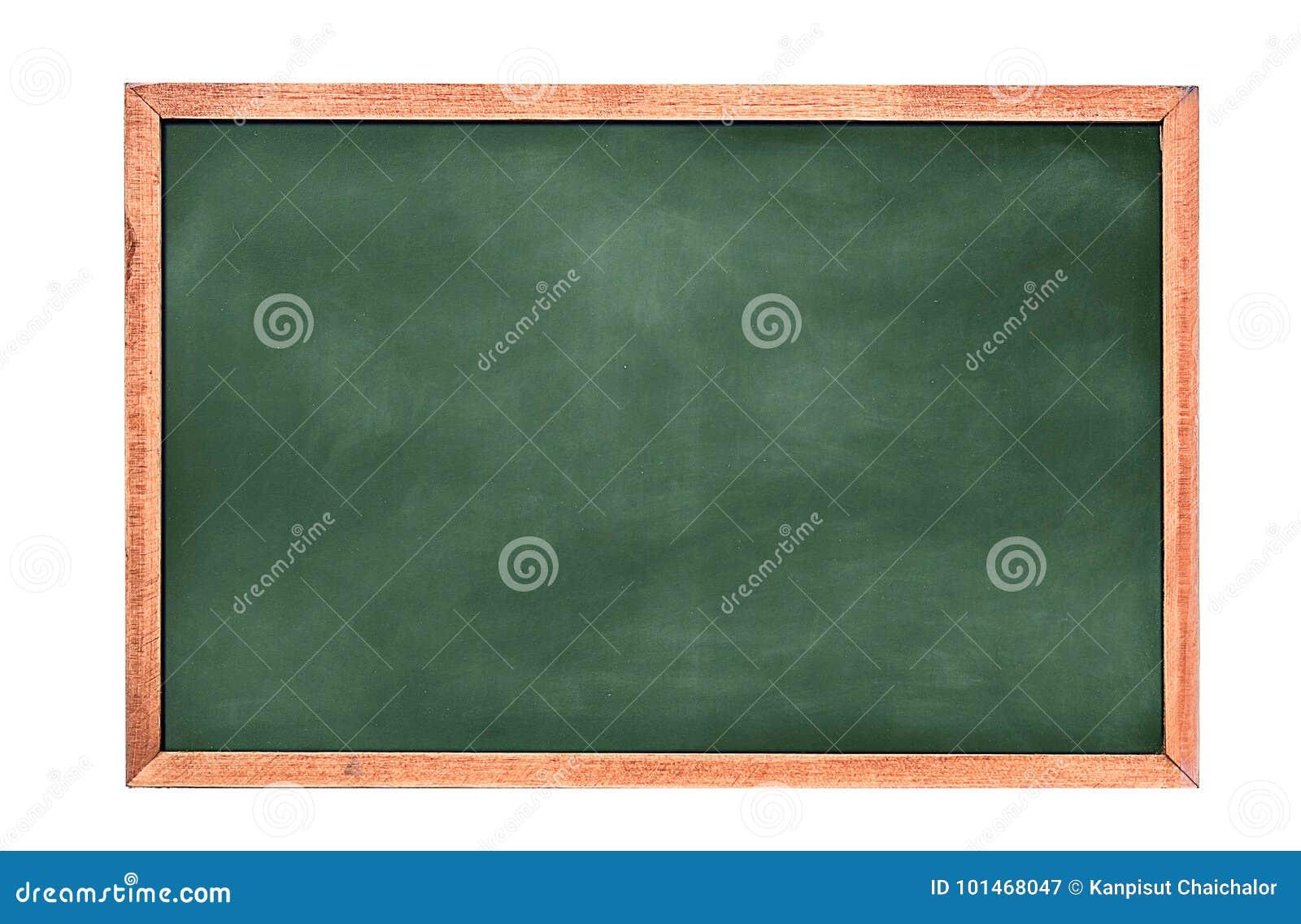 Pusty Kredowej deski tło, puste miejsce/ greenboard tło Blackboard tekstura