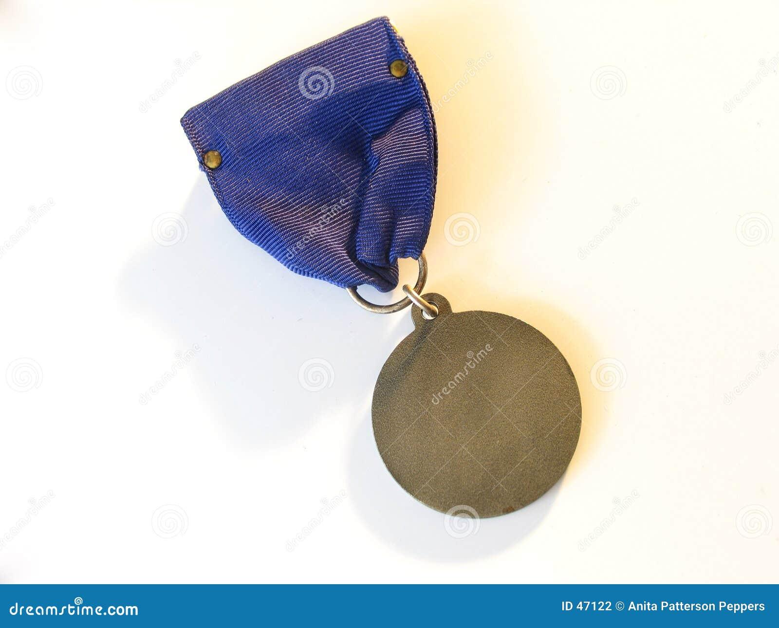Pusty medal