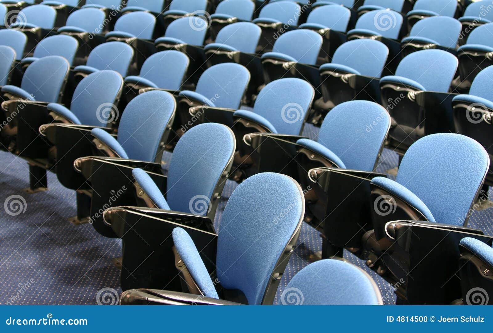 Pusty sali wykład