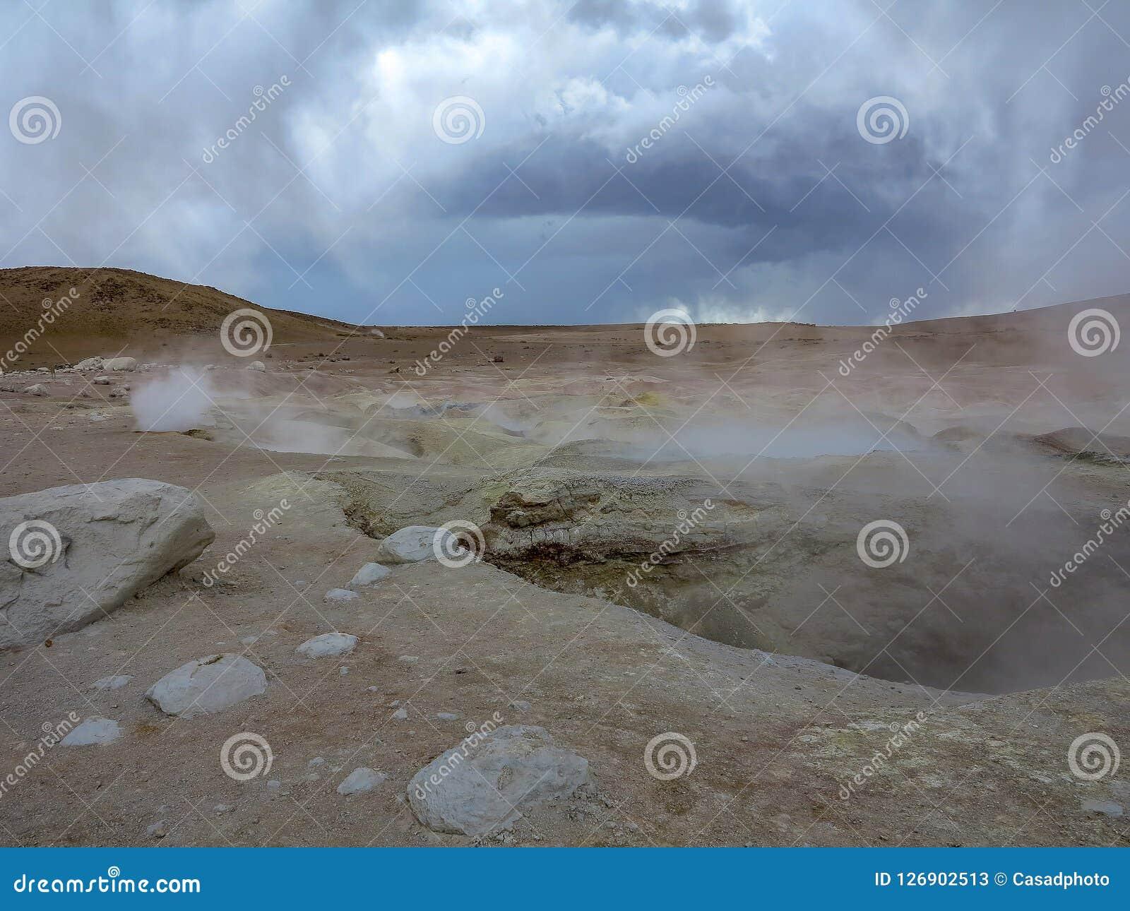 Pustynia Atacama, Chile