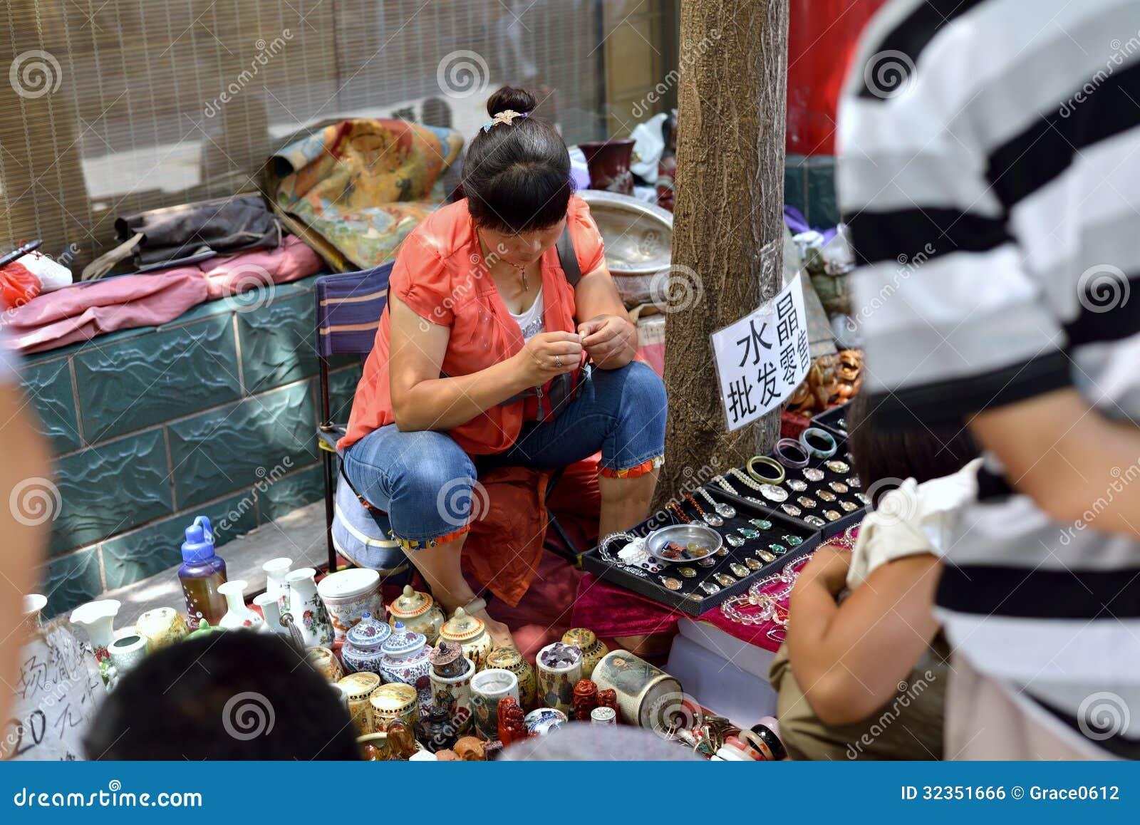 flea market vendor business plan