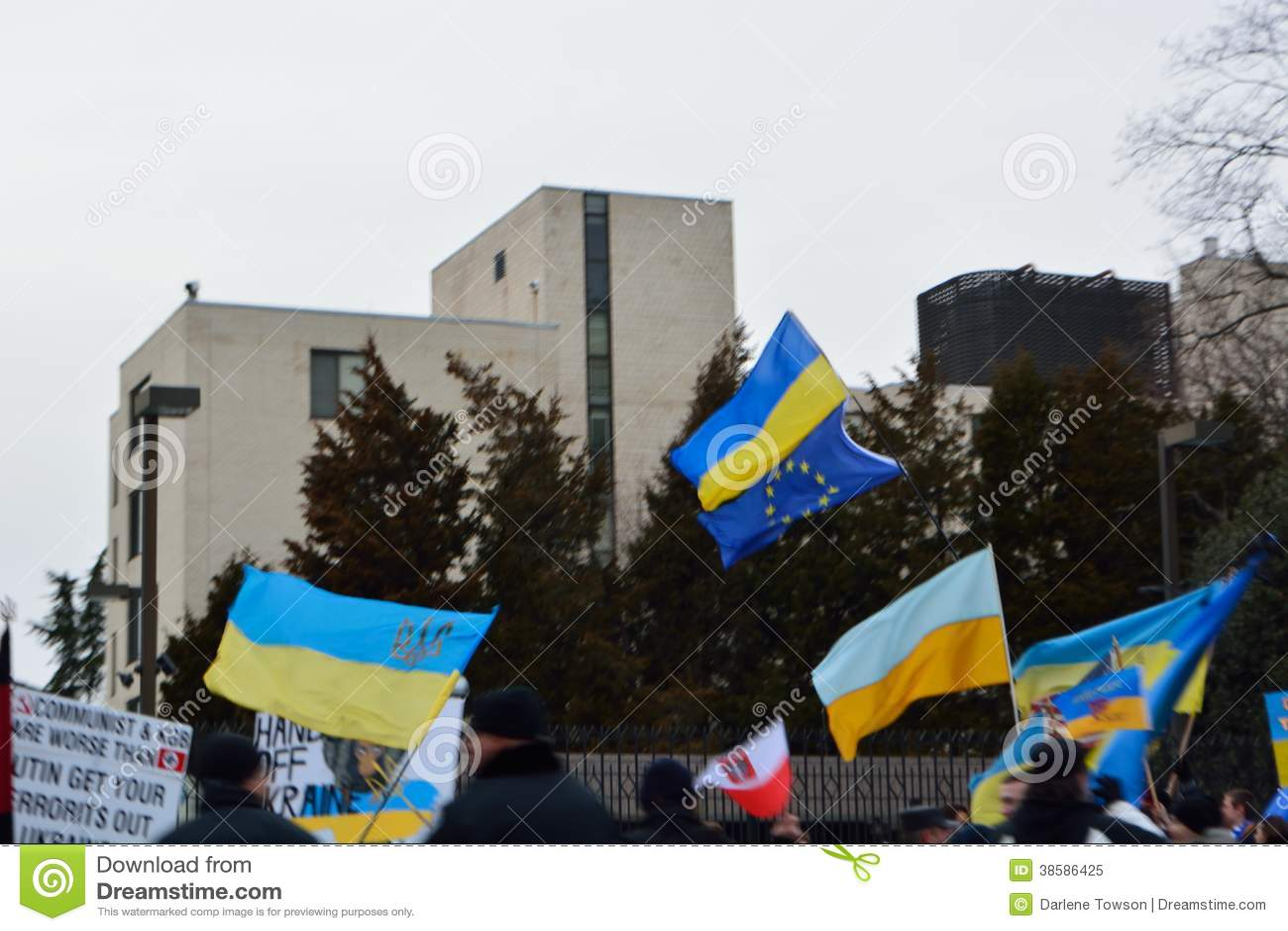 Putin Get your Terrorist out of Ukraine