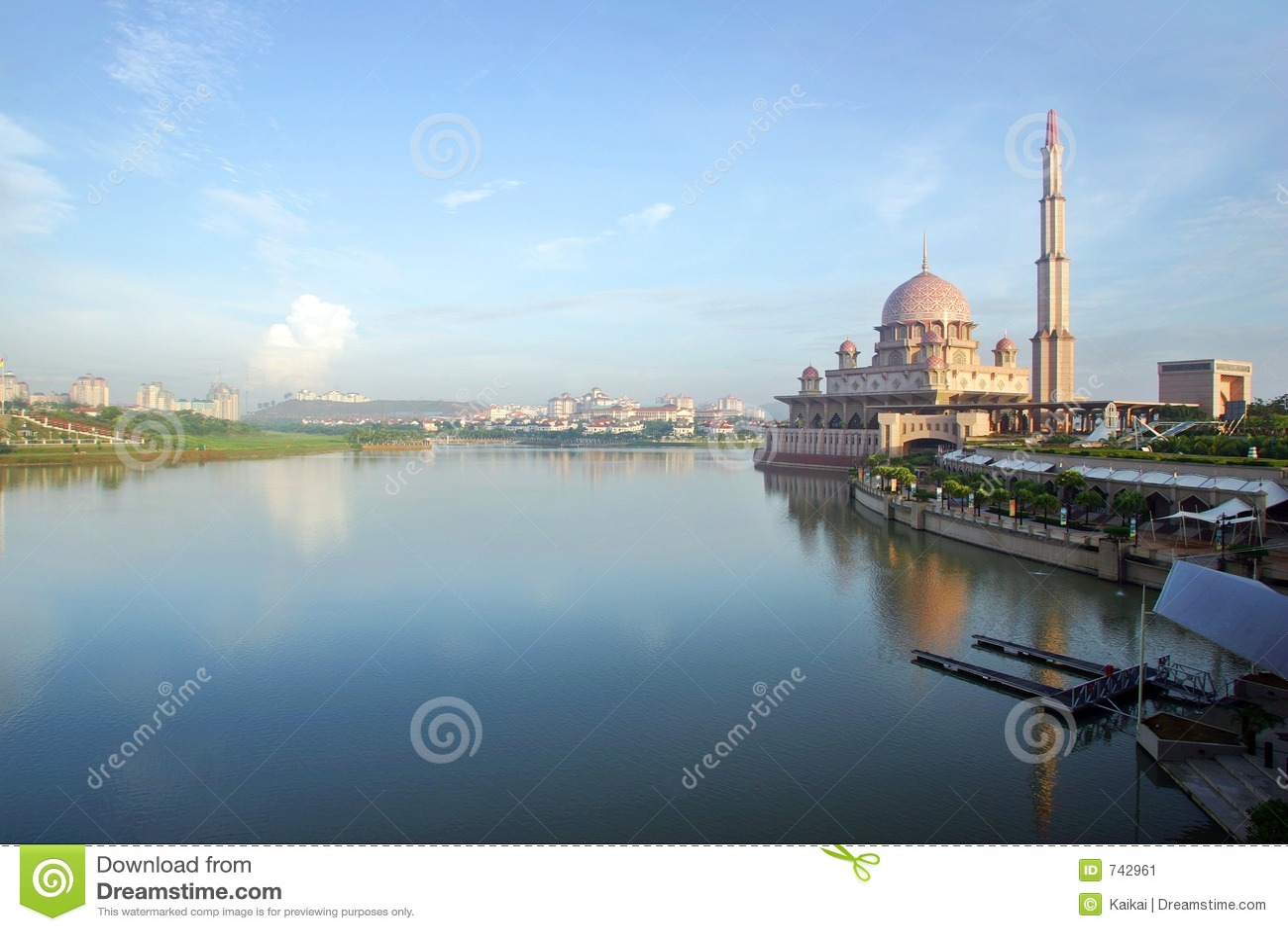 Putra μουσουλμανικών τεμενών