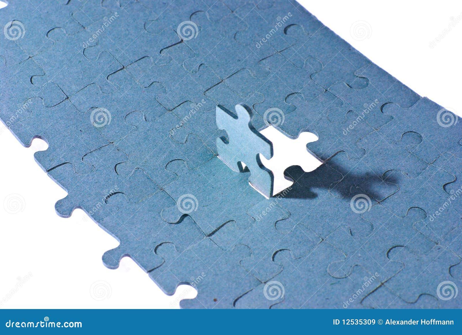 Puzzle immagini stock libere da diritti immagine 12535309 - Collegamento stampabile un puzzle pix ...