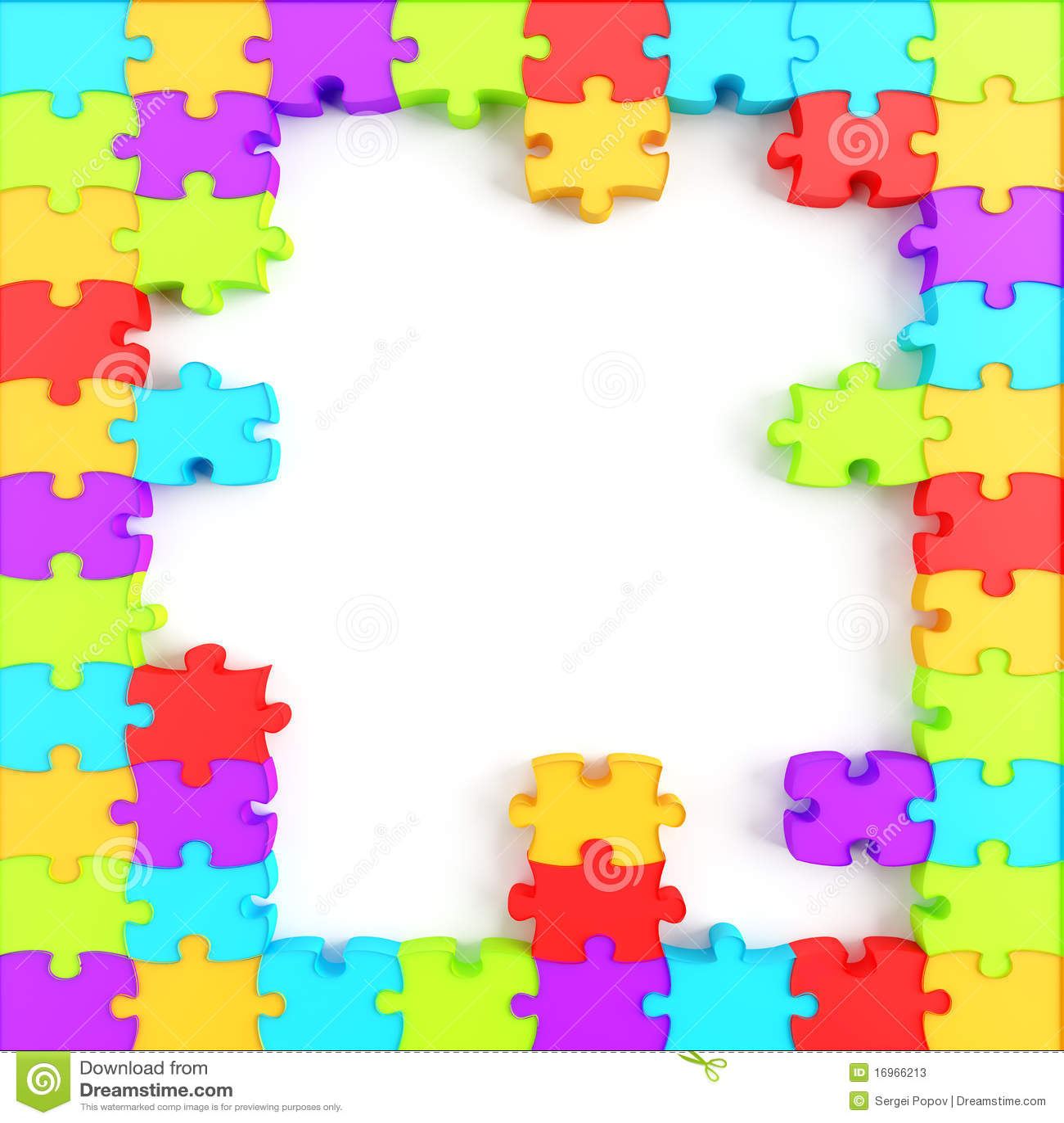 Puzzle fotografie stock immagine 16966213 - Collegamento stampabile un puzzle pix ...