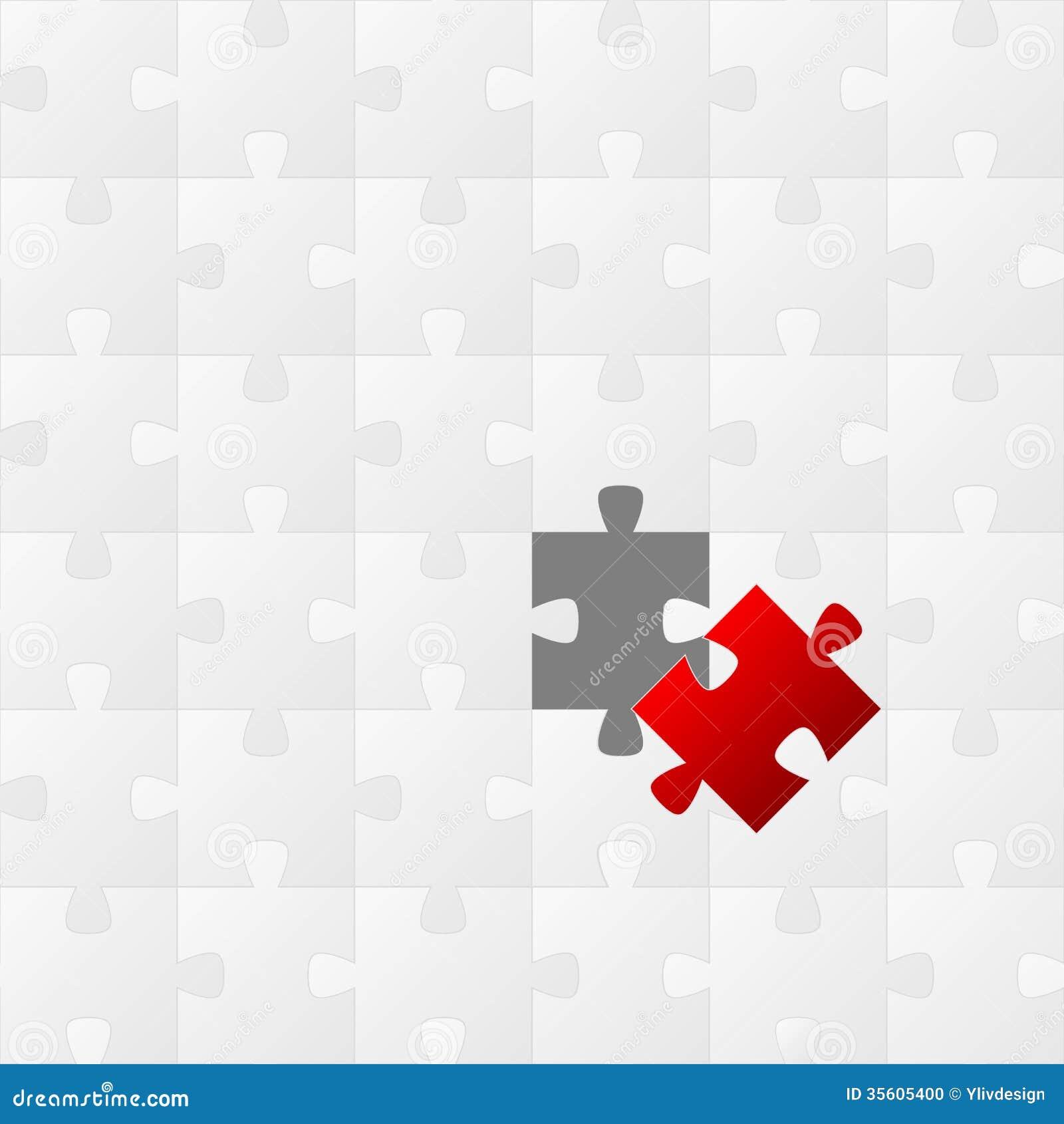 Puzzle Background Stock Photo - Image: 35605400
