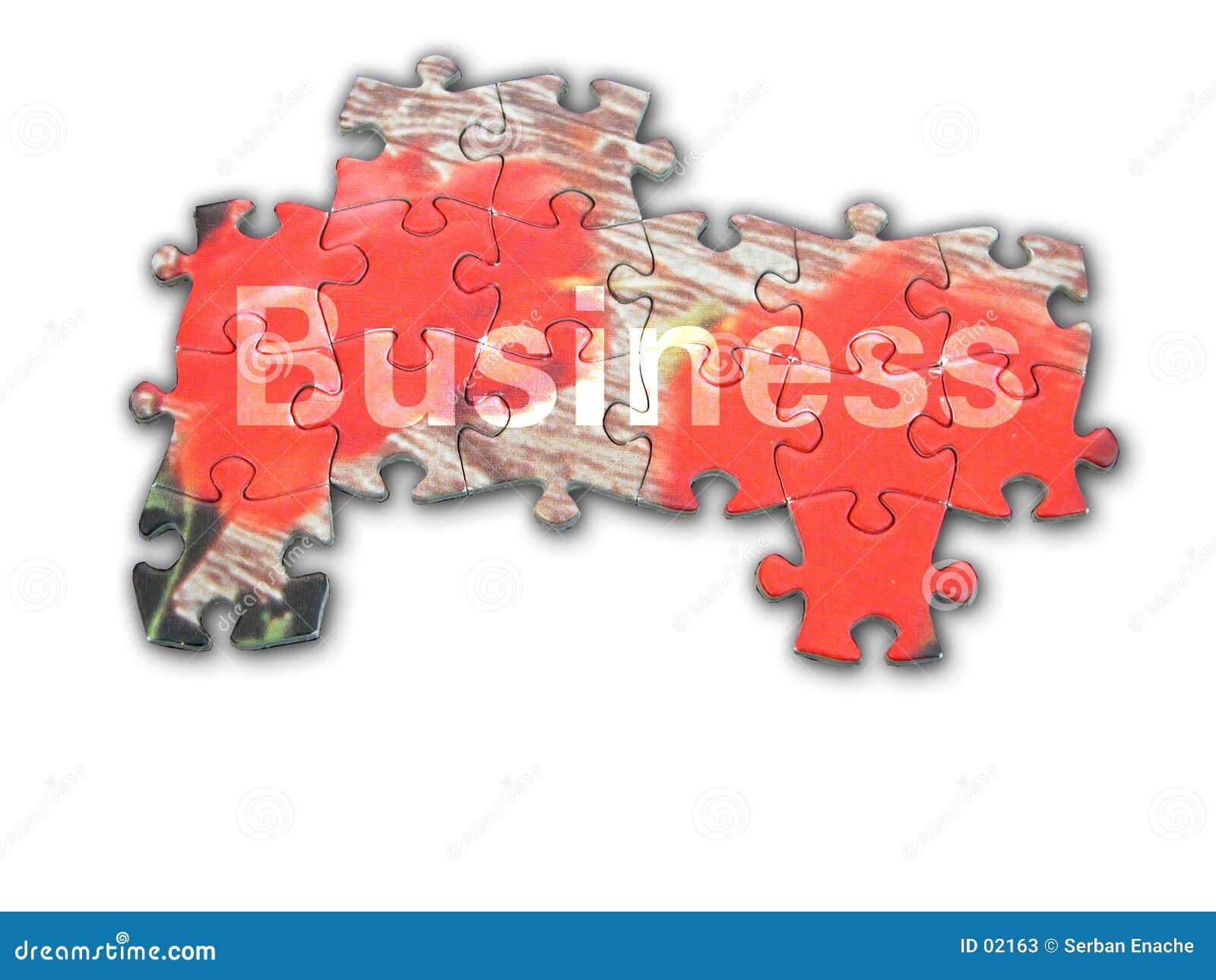 Puzzle d affaires