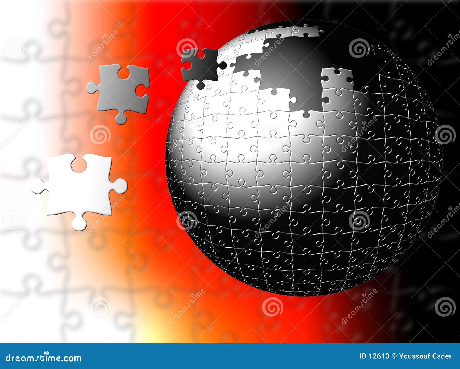 Puzzle de noyau