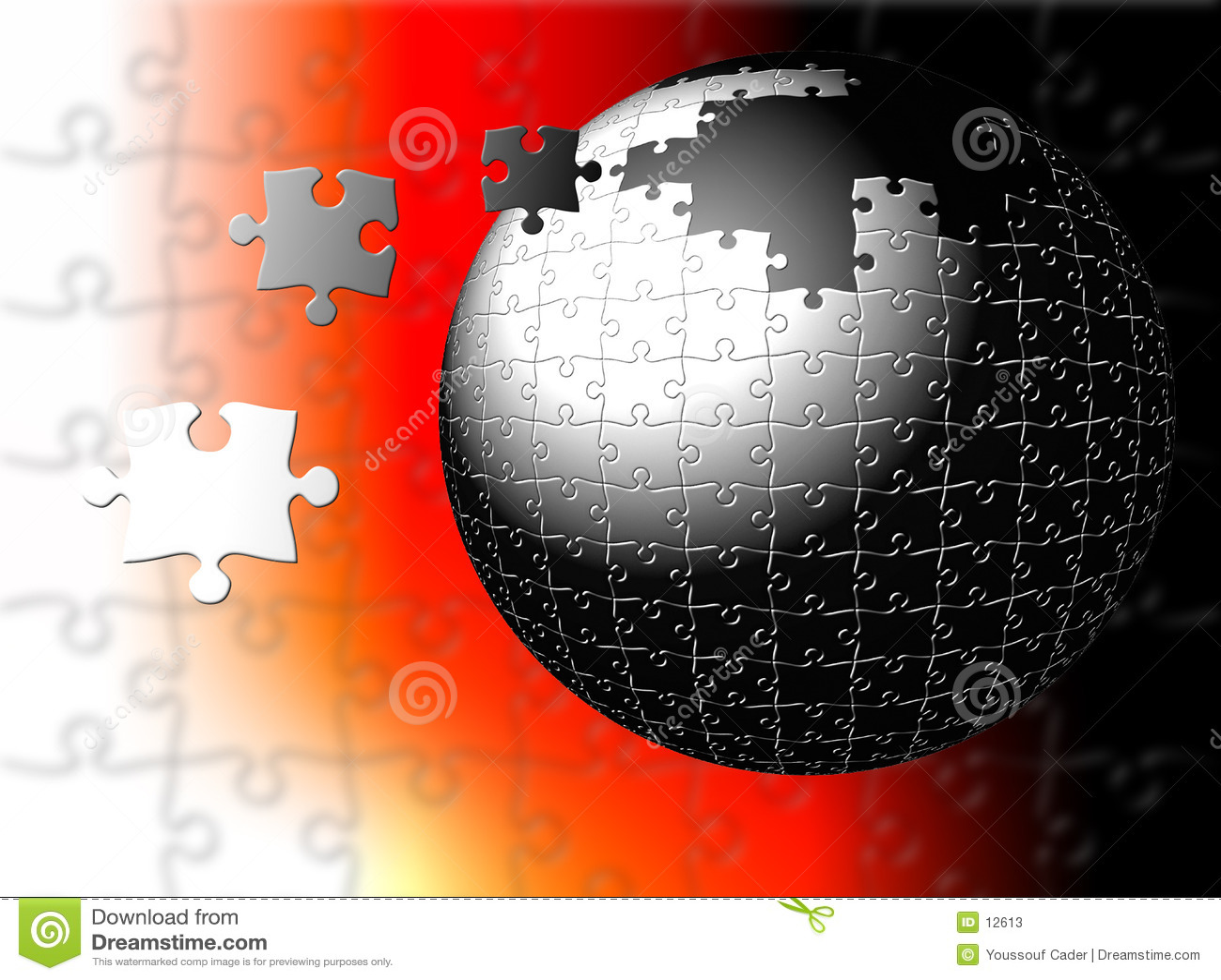 Puzzle del nucleo