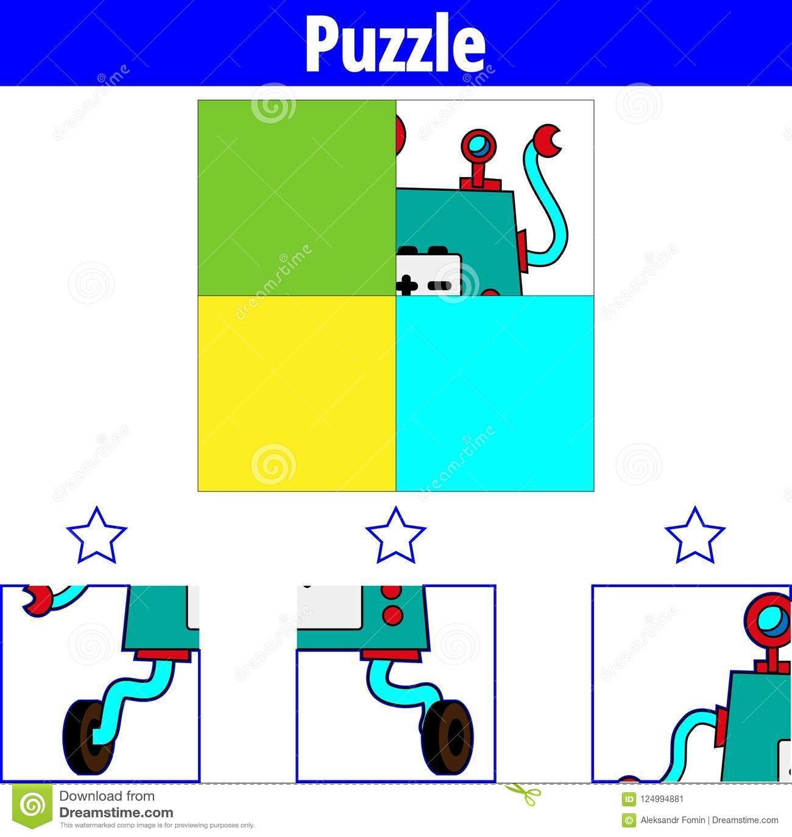 Robot Worksheet | www.topsimages.com