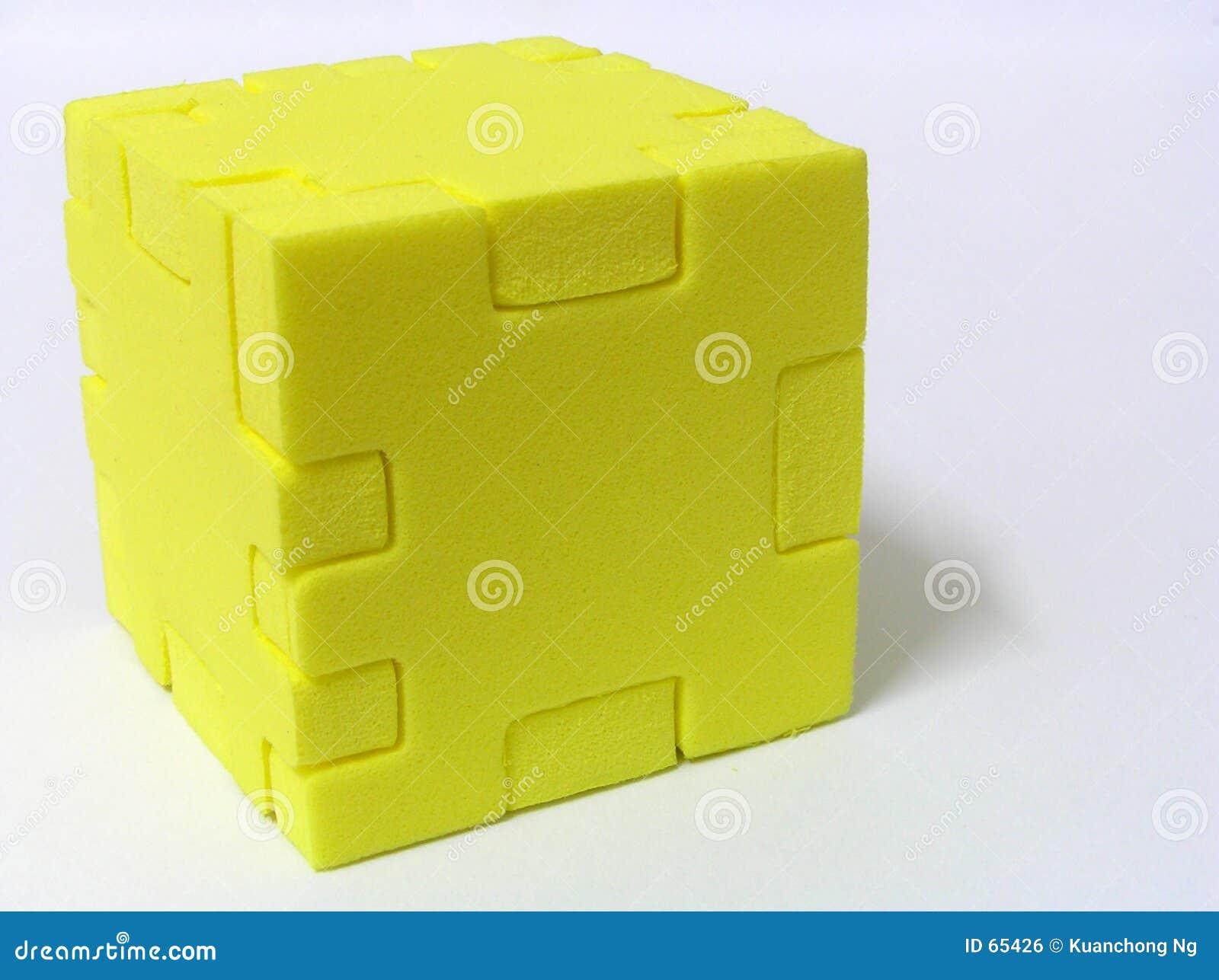 Puzzle - JAUNE
