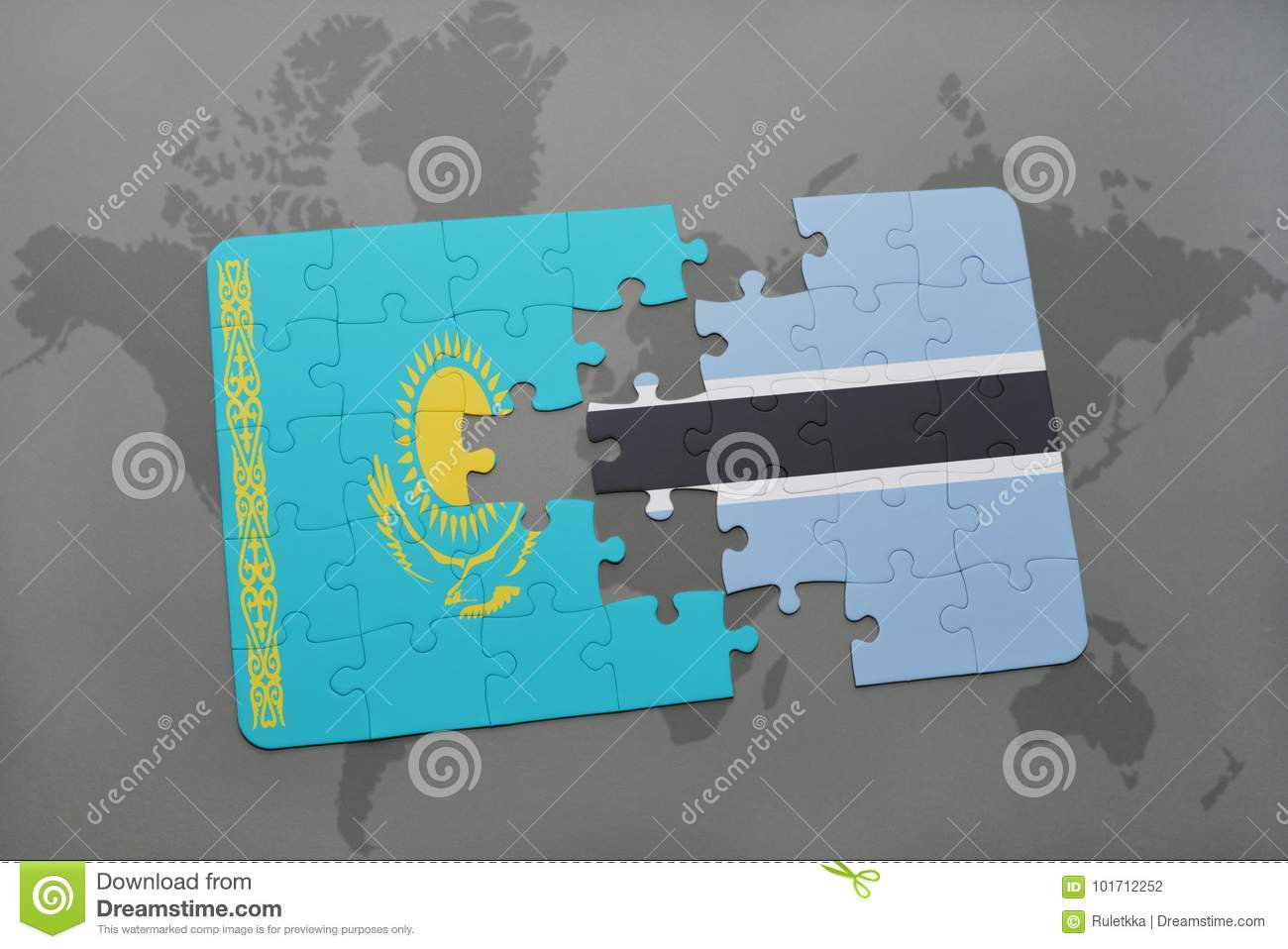 Puzzle With The National Flag Of Kazakhstan And Botswana On A World on map of central asia, map of sri lanka, map of pakistan, map of northern asia, map of canada, map of indian ocean, map of macau, map of finland, map of uzbekistan, map of nepal, map of azerbaijan, map of southeast asia, map of aral sea, map of moldova, map of belarus, map of korea, map of usa, map of dagestan, map of kyrgyzstan, map of ethiopia,