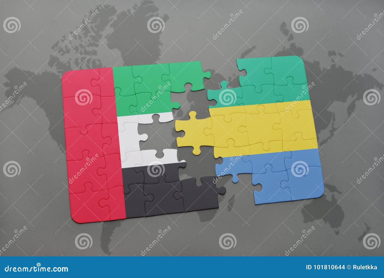 Puzzle With The National Flag Of United Arab Emirates And ... on world map nicaragua, world map osaka japan, world map new zealand, world map austria, world map england, world map istanbul turkey, world map luxembourg, world map hanoi vietnam, world map switzerland, world map italy, world map venezuela, world map croatia, world map australia, world map south africa, world map brazil, world map shanghai china, world map prague czech republic, world map mexico, world map sri lanka, world map wales,