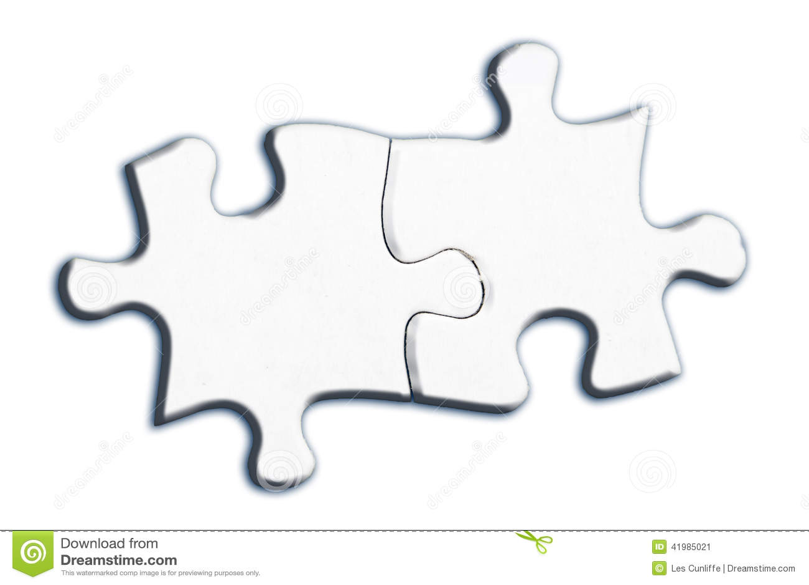 puzzle pieces stock photo  image 41985021