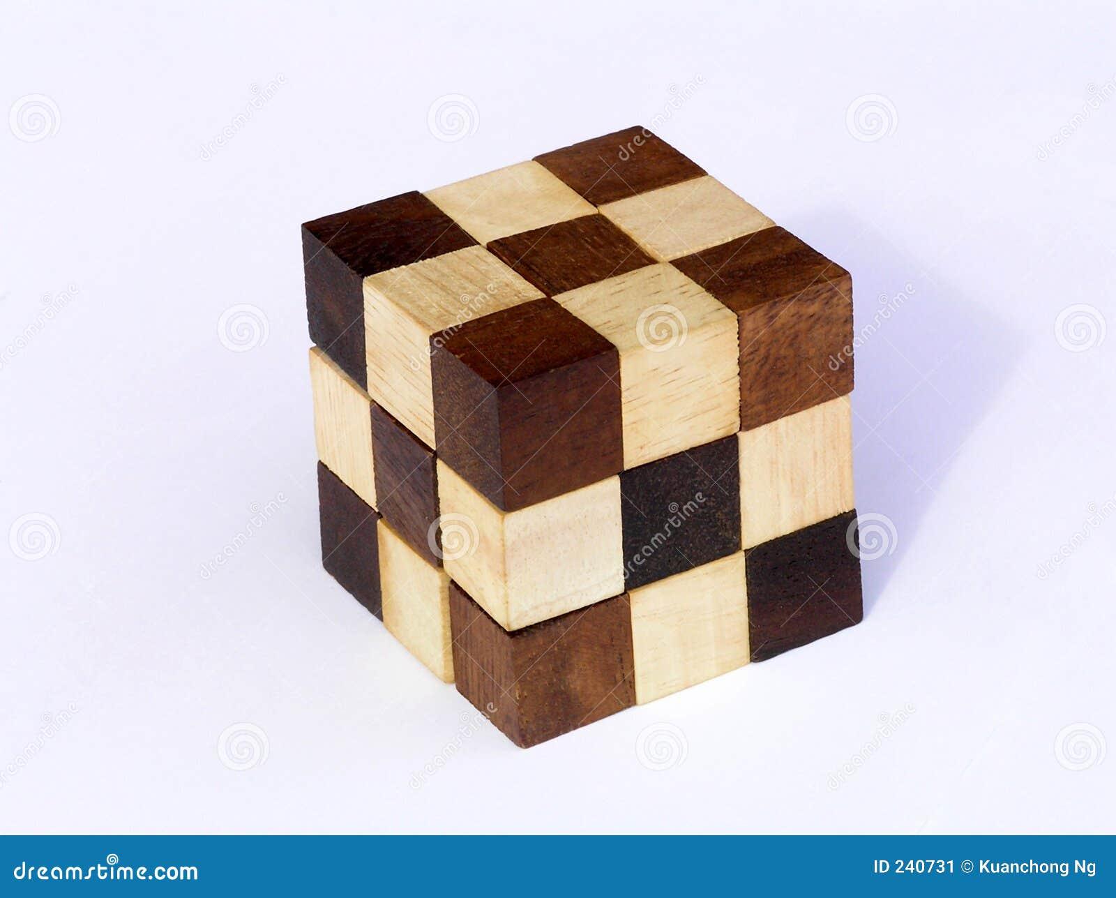 Puzzle - puzzle en bois