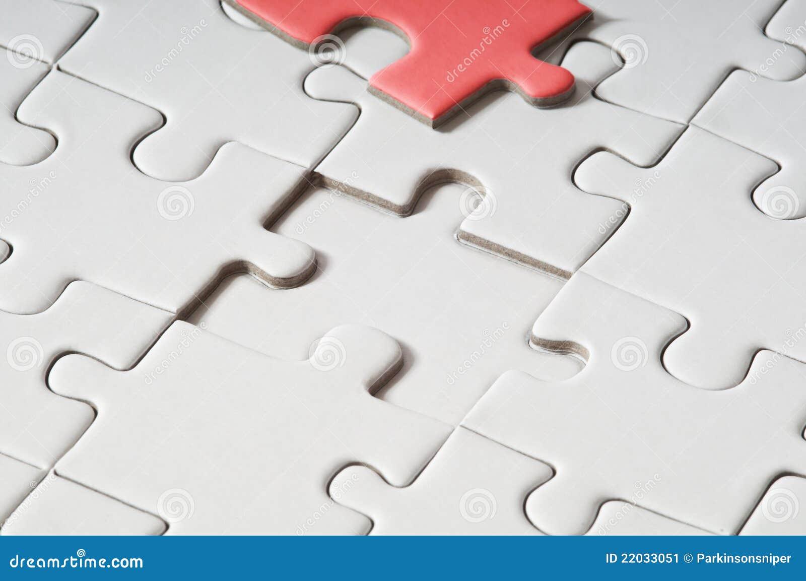 Puzzle - solution de problème