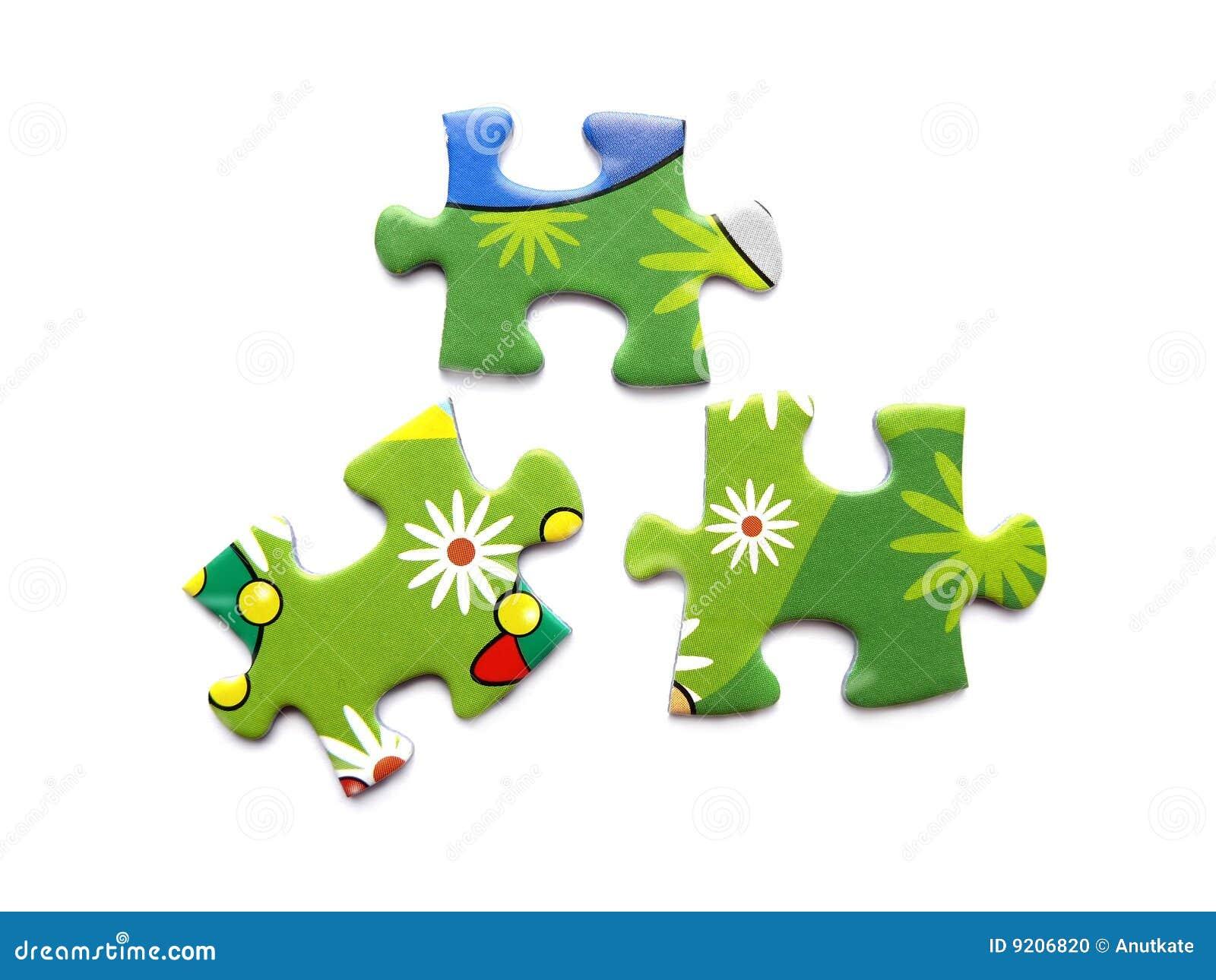 Puzzle variopinto