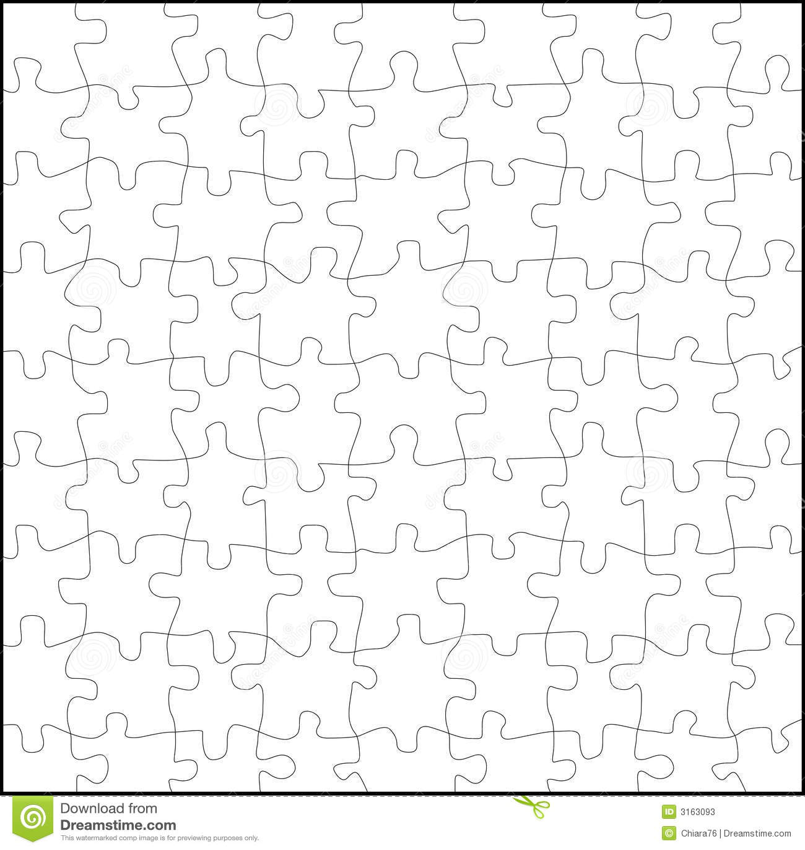 Puzzle Vector Stock Photos - Image: 3163093