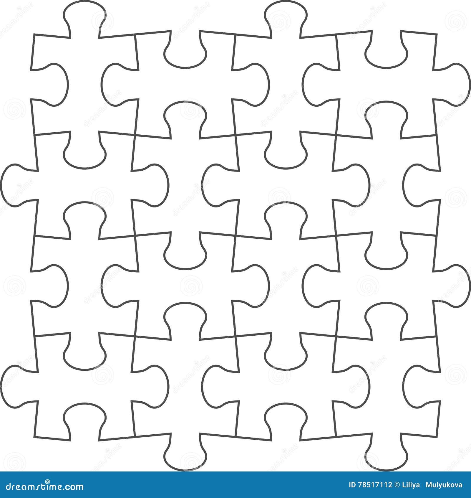 Berühmt Riesige Puzzleteil Vorlage Zeitgenössisch - Beispiel ...