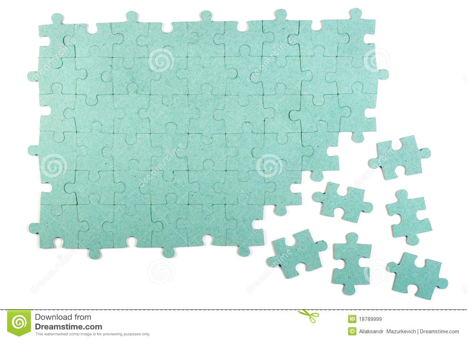Puzzlehintergrund