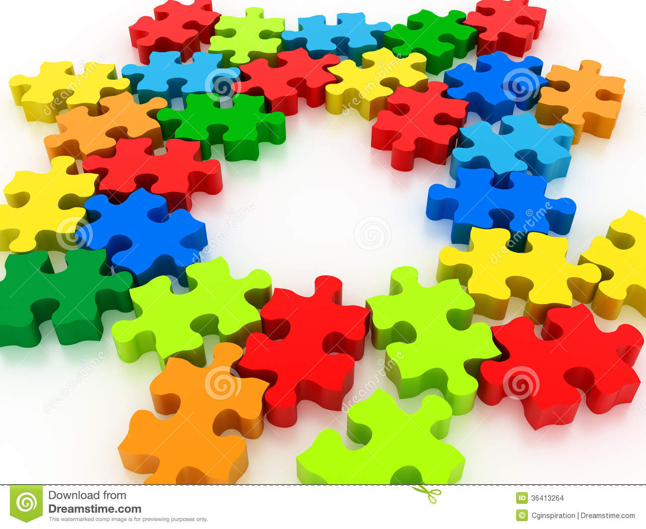 Puzzles Backlog Stock Images - Image: 36413264