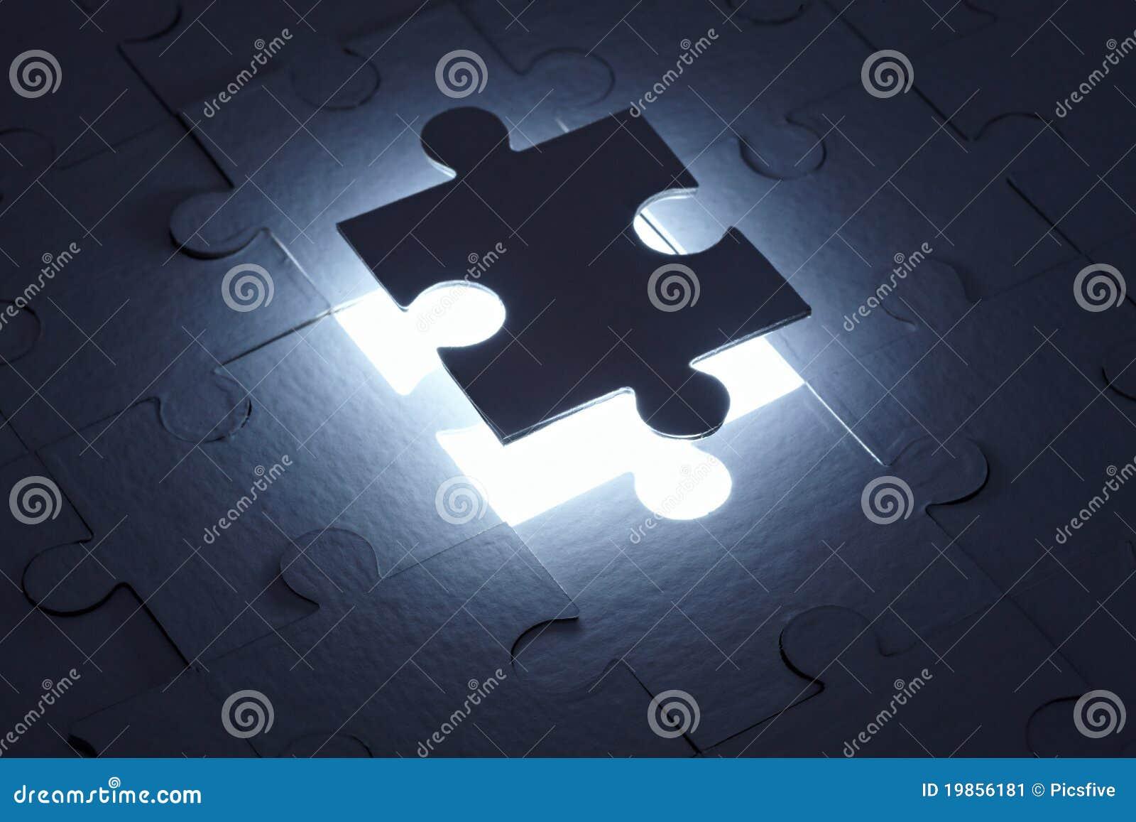 Puzzlespiel