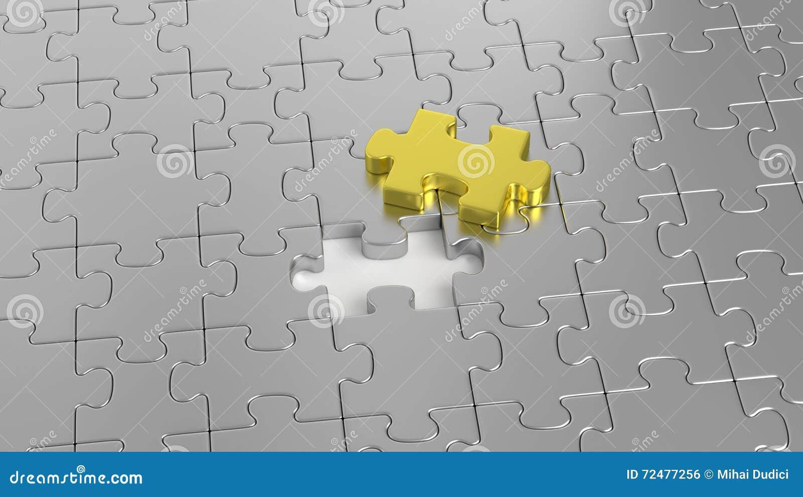Puzzlespiellabyrinth zusammen