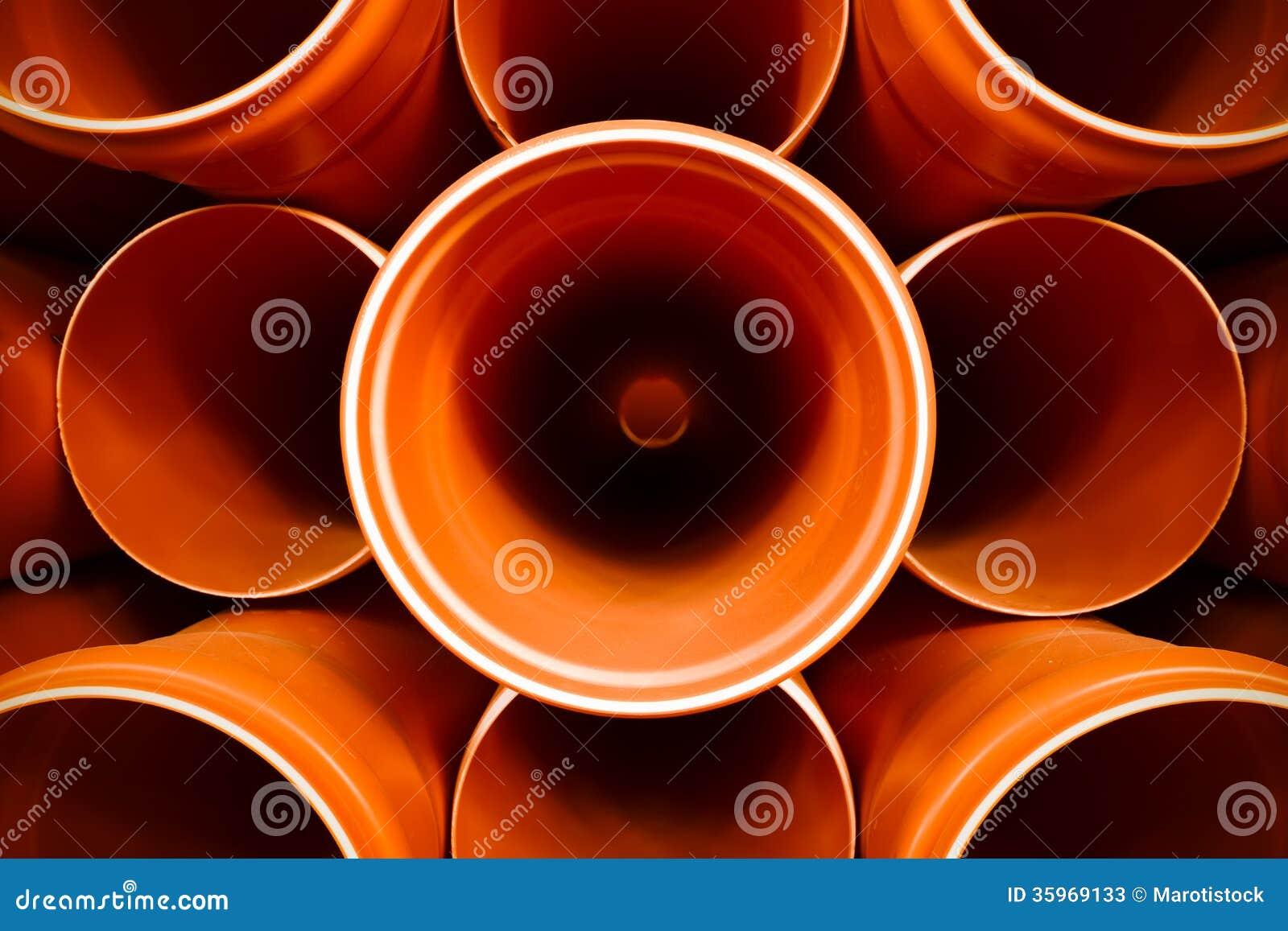 pvc rohre plastik stockbild bild von leiten hilfsprogramm 35969133. Black Bedroom Furniture Sets. Home Design Ideas