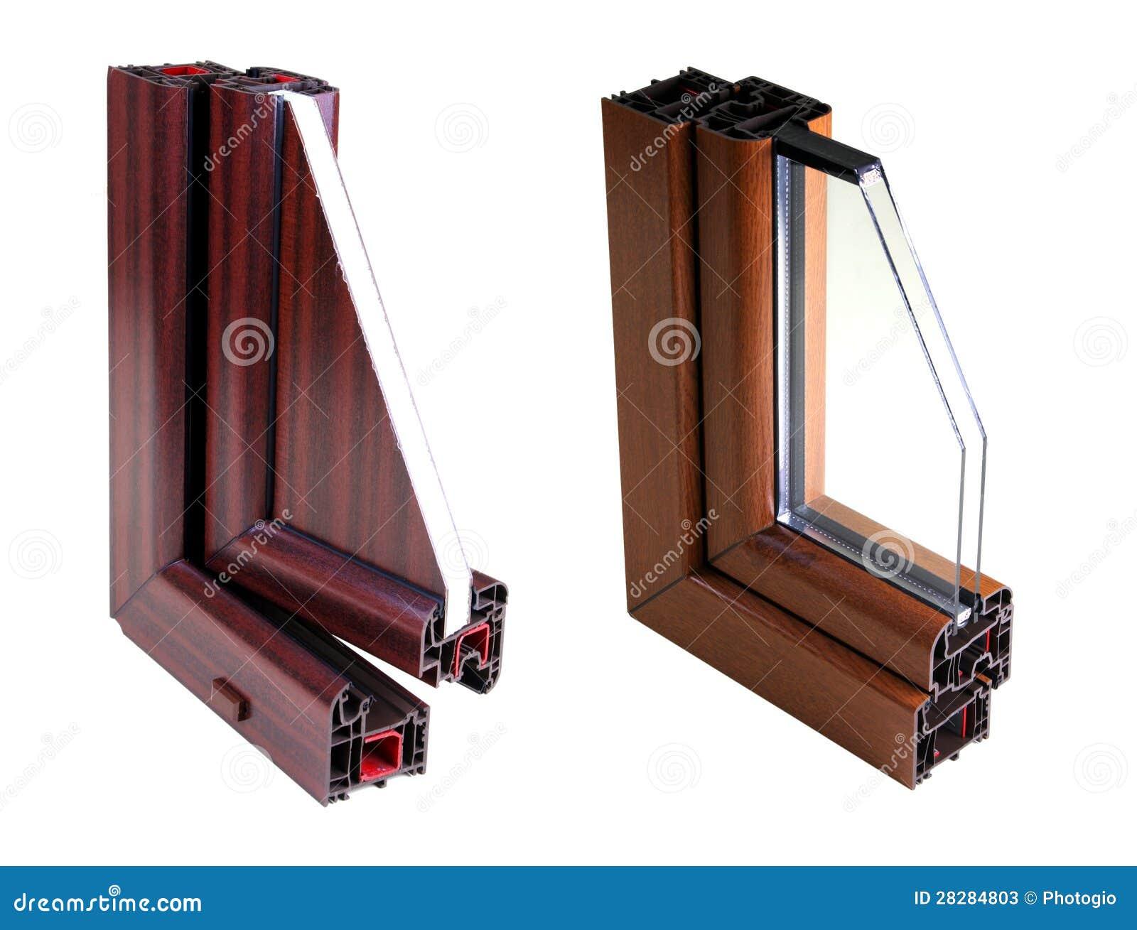 Pvc Window Profiles : Pvc window profile stock photos image